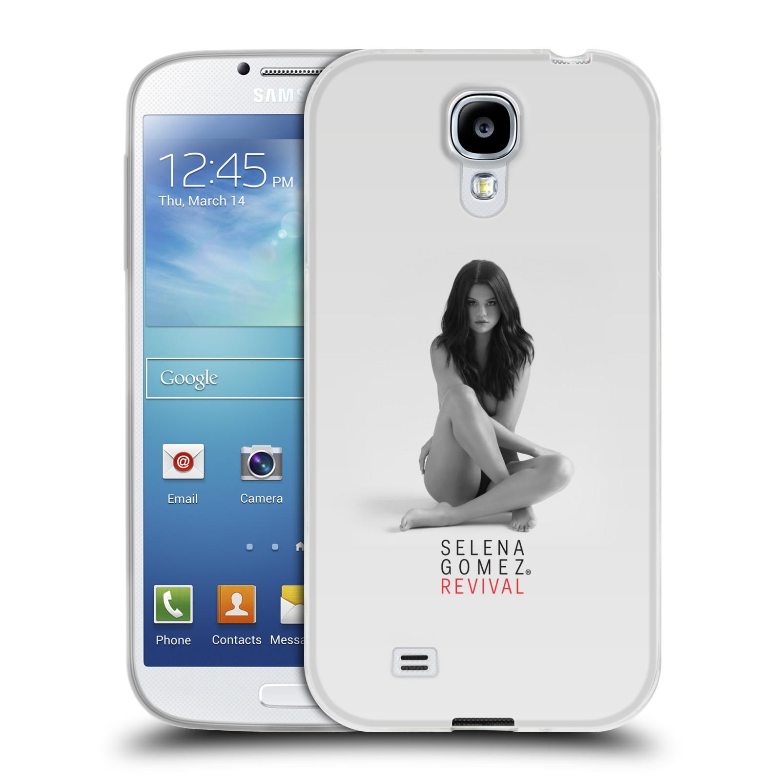 HEAD CASE silikonový obal na mobil Samsung Galaxy S4 Zpěvačka Selena Gomez foto Revival