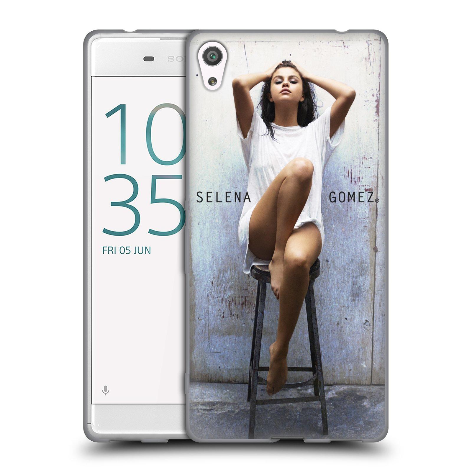 HEAD CASE silikonový obal na mobil Sony Xperia XA ULTRA Zpěvačka Selena Gomez foto Good For You