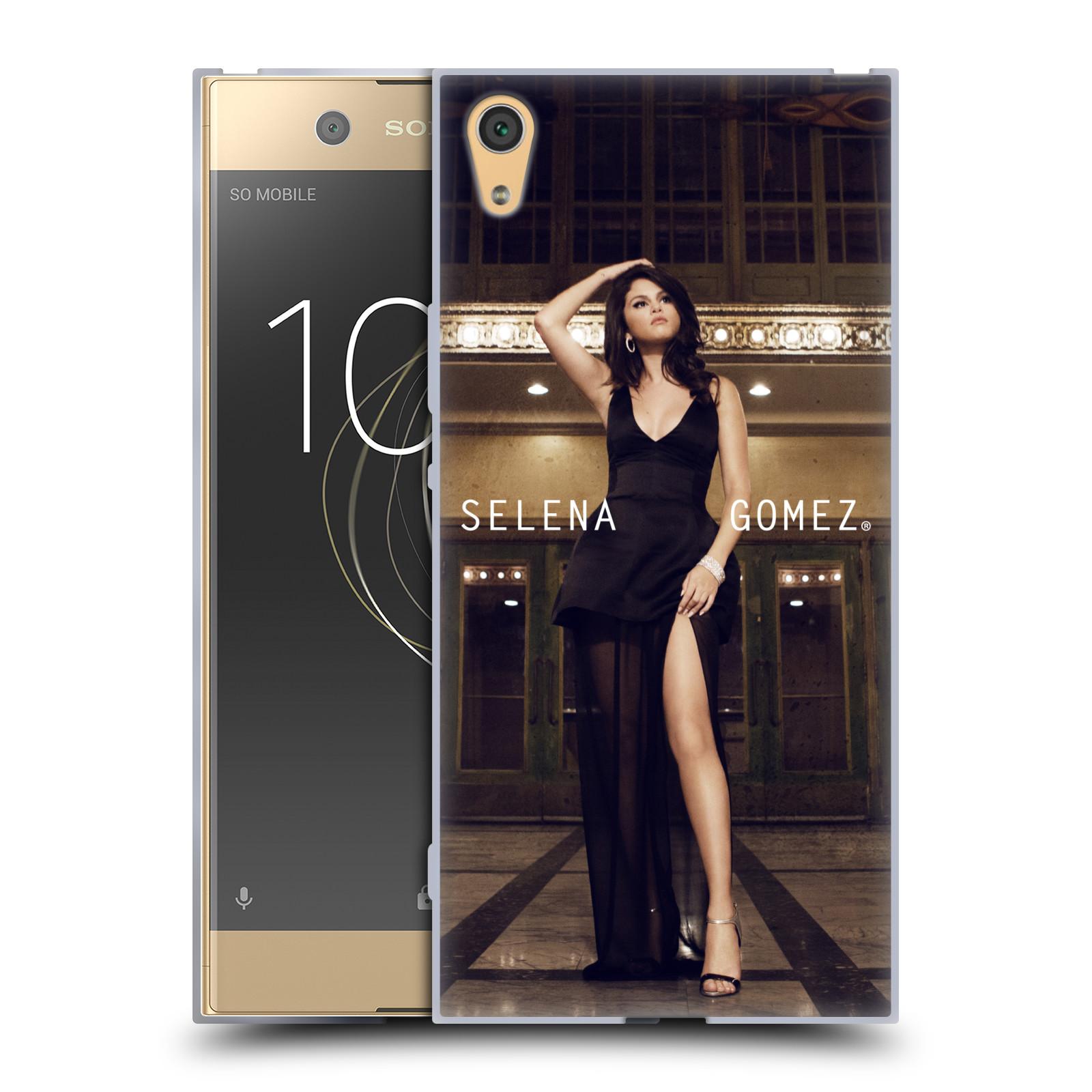 HEAD CASE silikonový obal na mobil Sony Xperia XA1 ULTRA Zpěvačka Selena Gomez foto Revival Same Old Love
