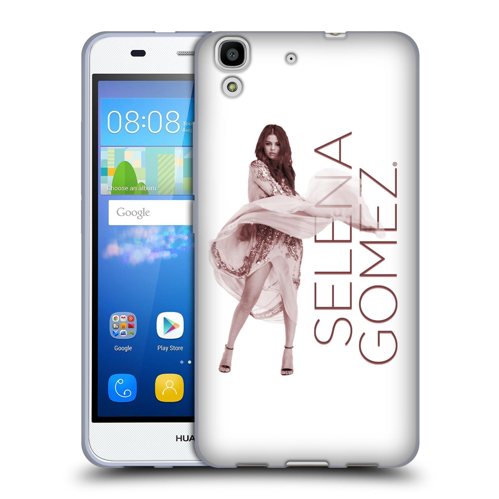 HEAD CASE silikonový obal na mobil Huawei Y6 Zpěvačka Selena Gomez Revival Tour 2016