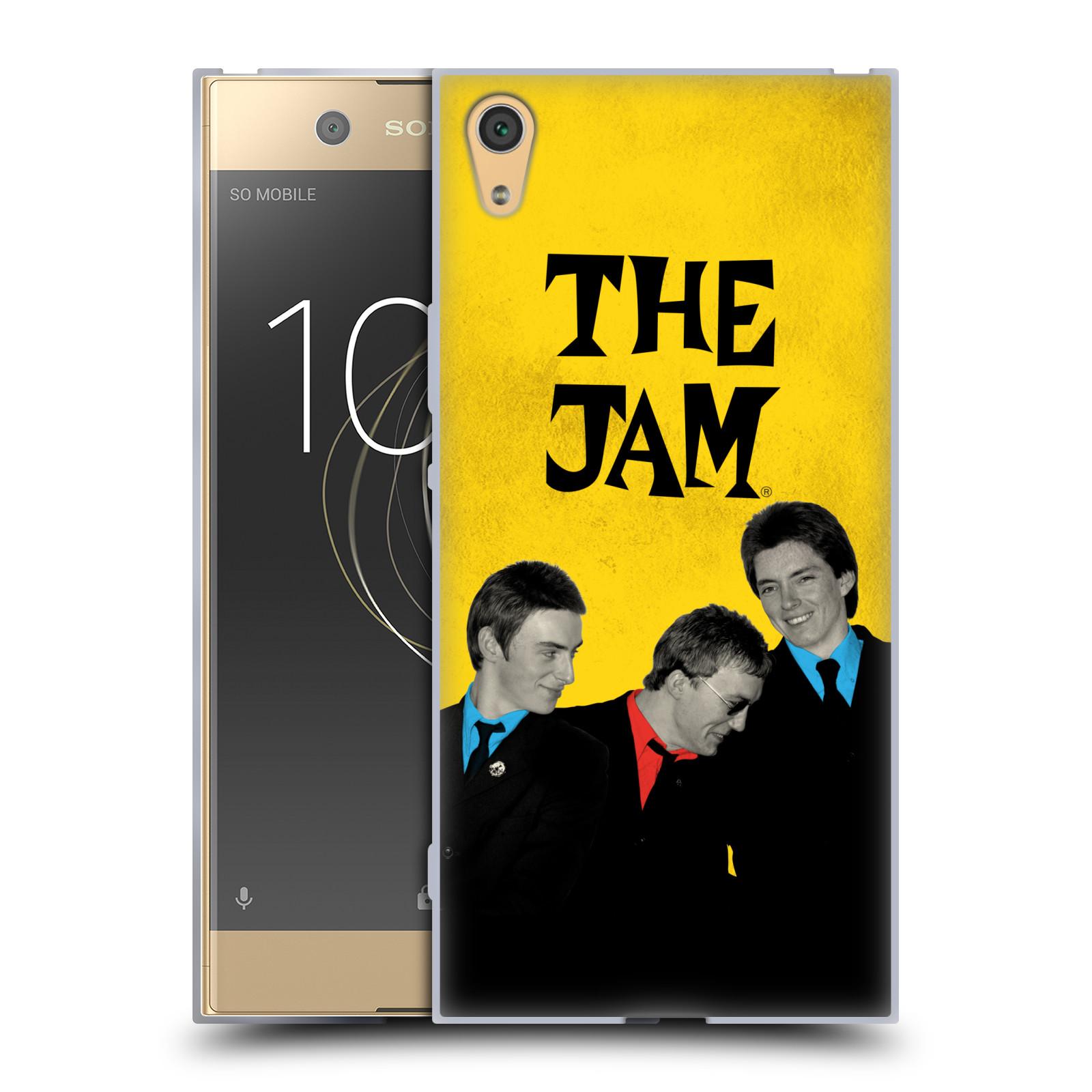 HEAD CASE silikonový obal na mobil Sony Xperia XA1 ULTRA skupina The Jam