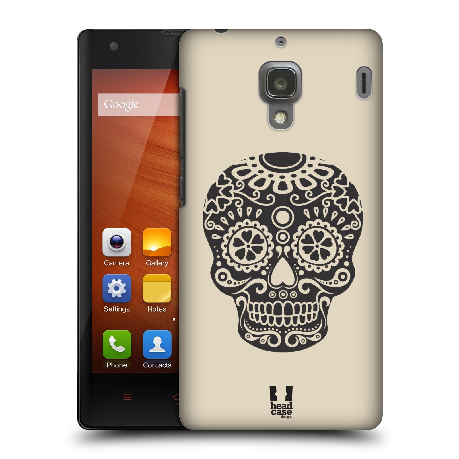 HEAD CASE DESIGNS CALAVERAS DE AZUCAR HARD BACK CASE FOR XIAOMI PHONES