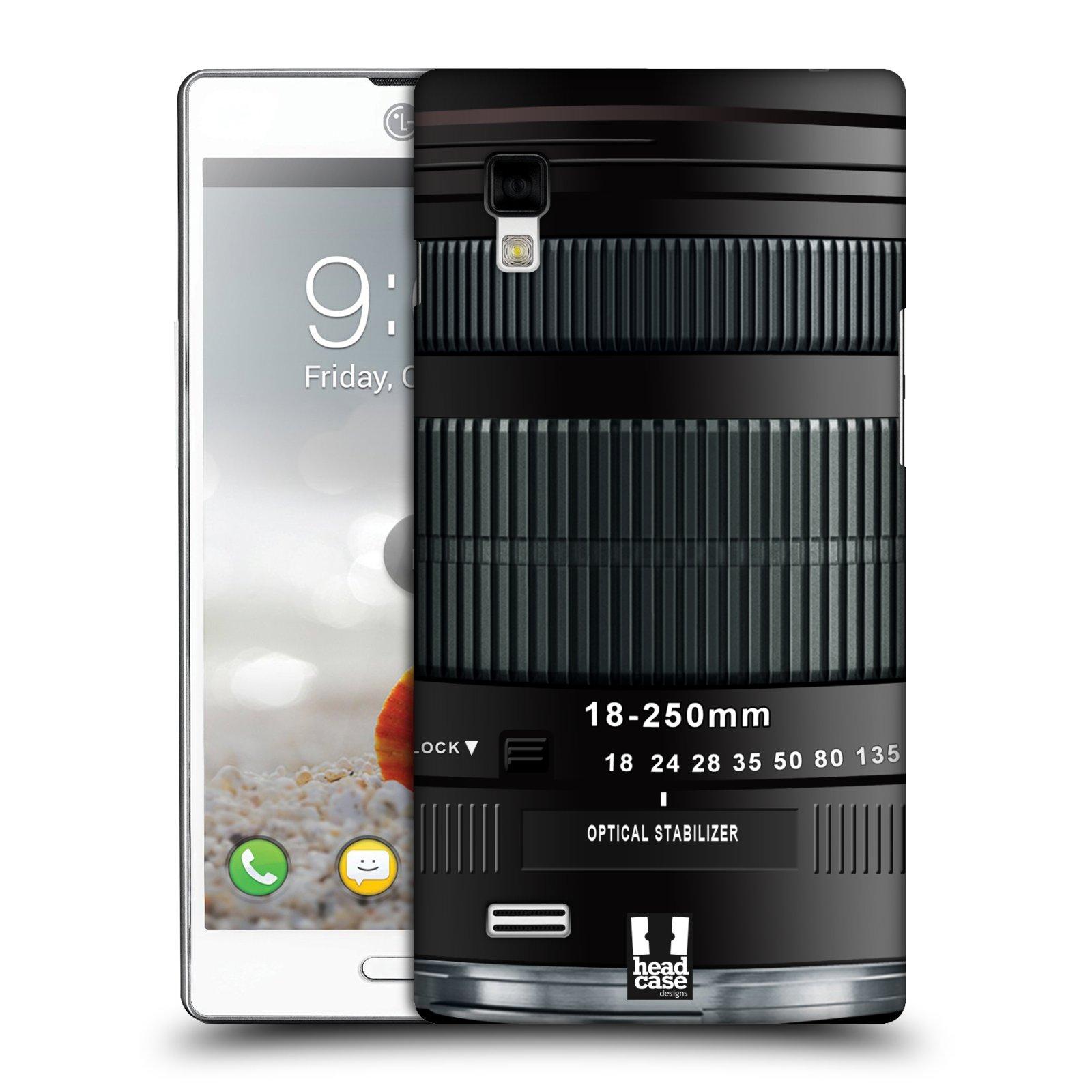 HEAD CASE DESIGNS CAMERA LENS CASE COVER FOR LG OPTIMUS L9 P760 P765 P768