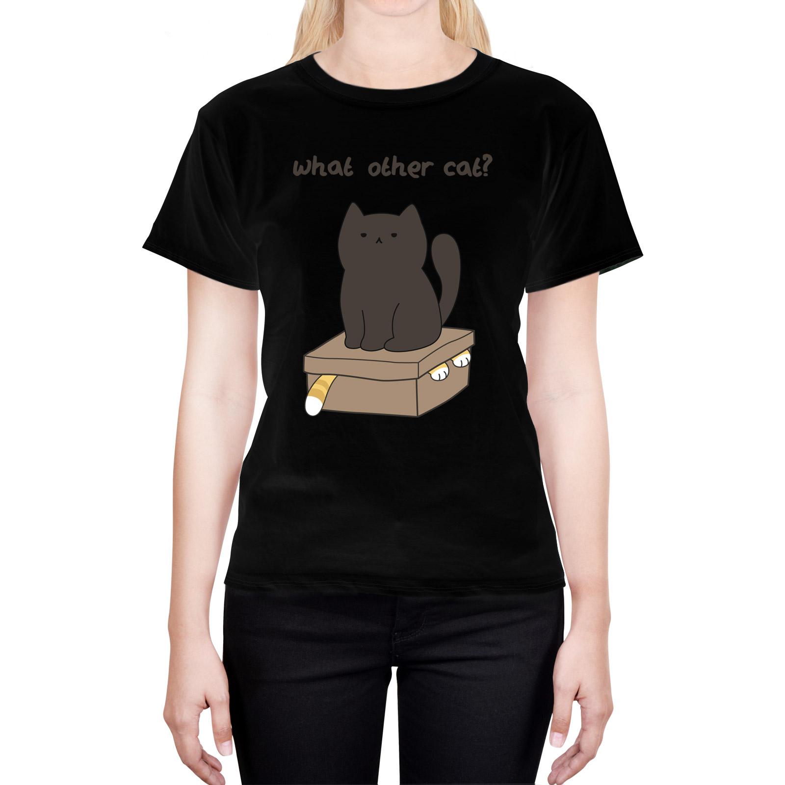 Head Case Designs Cat Love T Shirt For Women Ebay