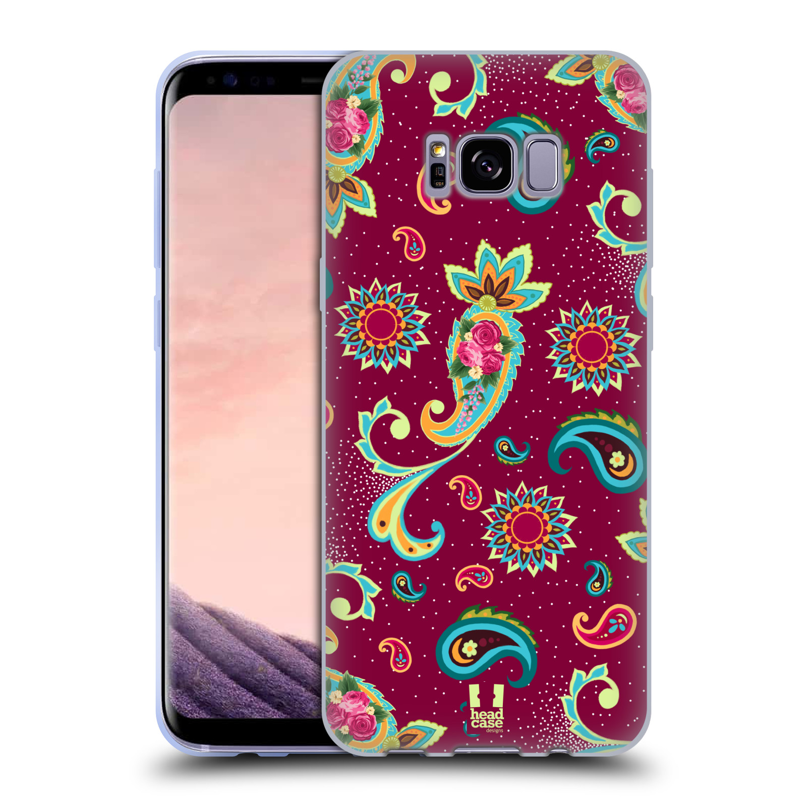 HEAD-CASE-DESIGNS-CHIC-PAISLEY-SOFT-GEL-CASE-FOR-SAMSUNG-GALAXY-S8-S8-PLUS