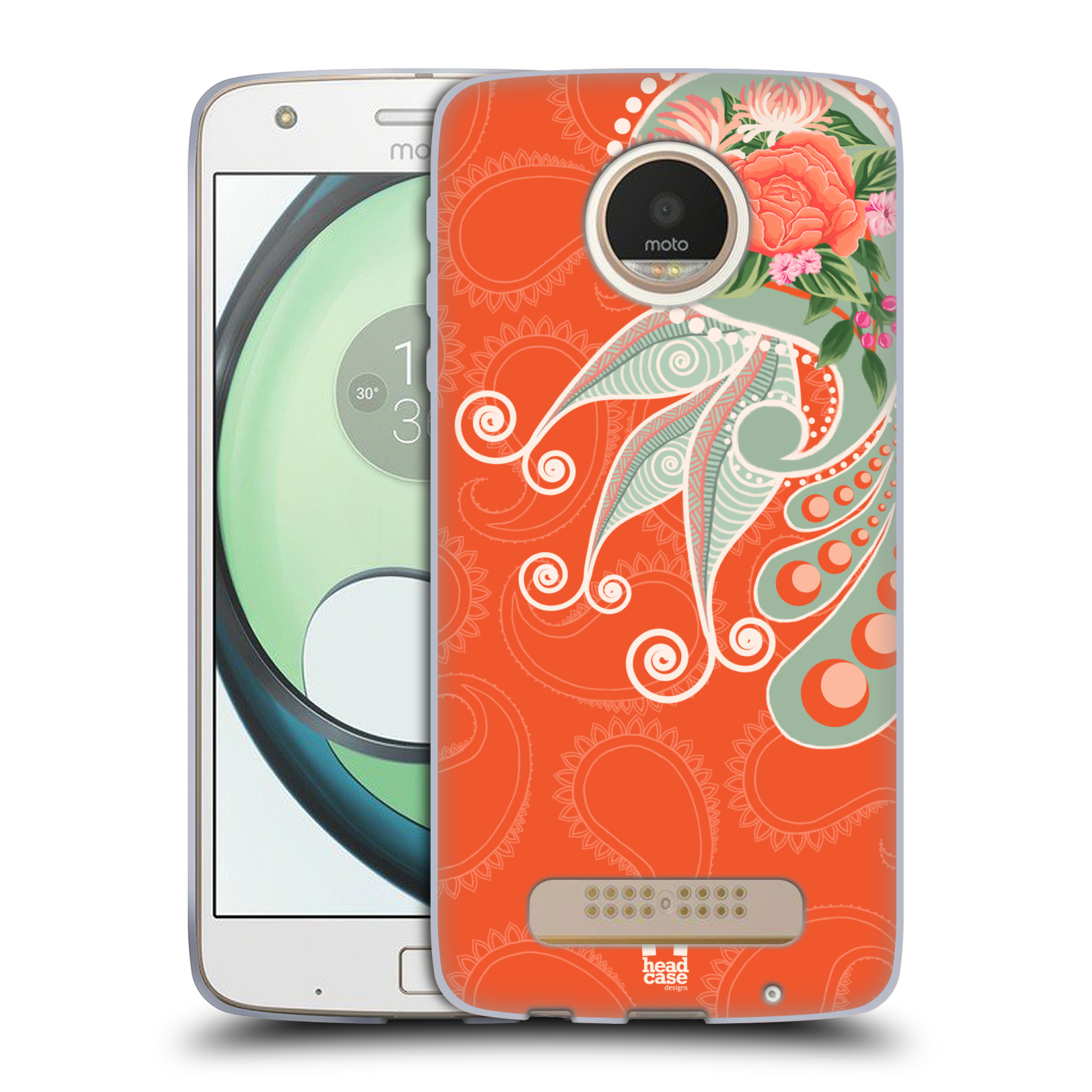 HEAD-CASE-DESIGNS-CHIC-PAISLEY-ETUI-COQUE-EN-GEL-POUR-MOTO-Z-PLAY-Z-PLAY-DROID