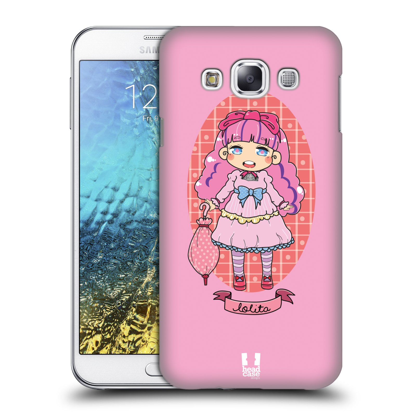 head case designs chibi japanese street fashion schutzh lle f r samsung handys 3 ebay. Black Bedroom Furniture Sets. Home Design Ideas