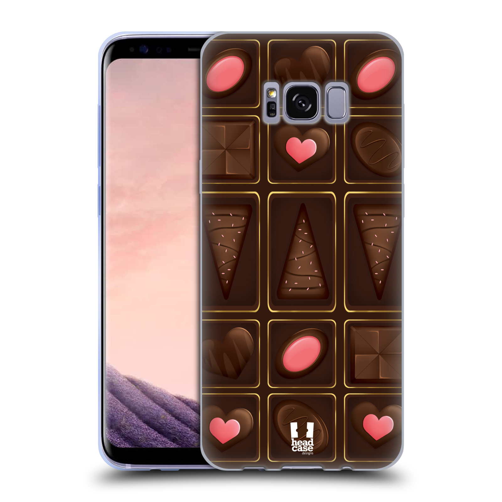 HEAD-CASE-DESIGNS-CHOCOLATE-GALORE-SOFT-GEL-CASE-FOR-SAMSUNG-GALAXY-S8