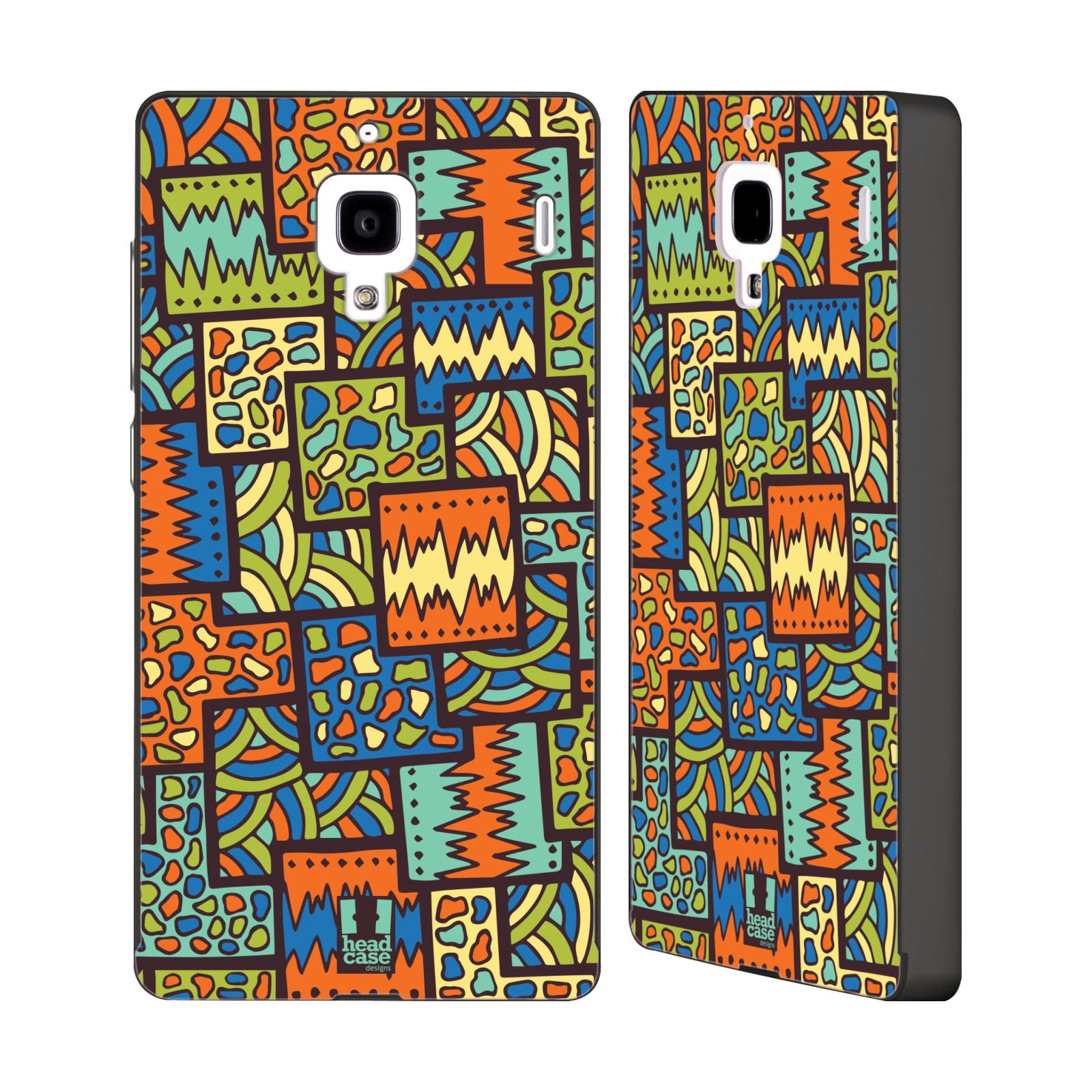 HEAD-CASE-DESIGNS-CHROMATIC-POP-BLACK-SLIDER-CASE-FOR-HUAWEI-XIAOMI-PHONES