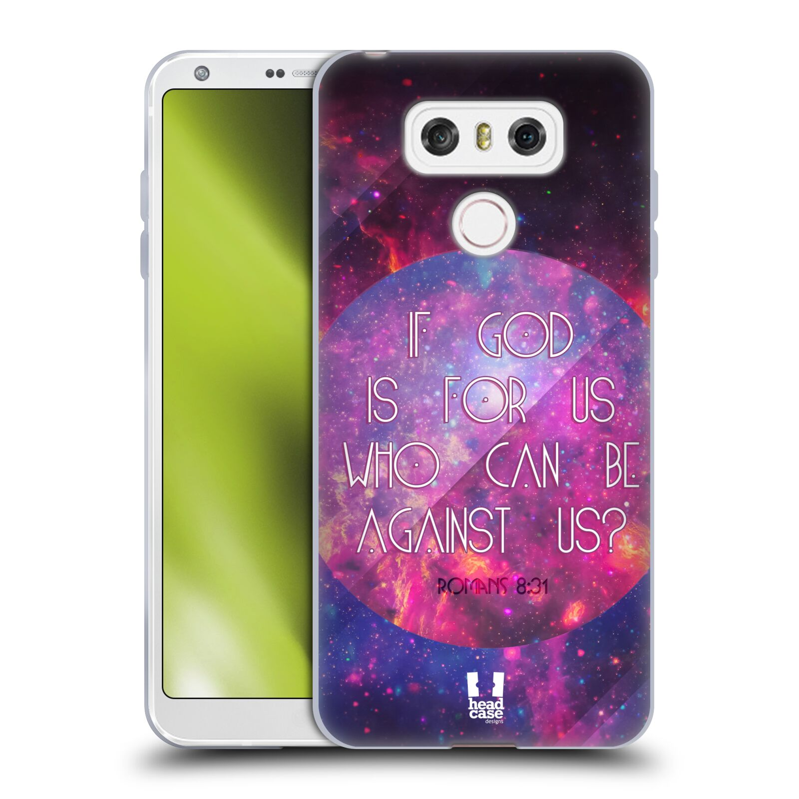 HEAD-CASE-DESIGNS-CHRISTIAN-TYPOGRAPHY-SOFT-GEL-CASE-FOR-LG-G6