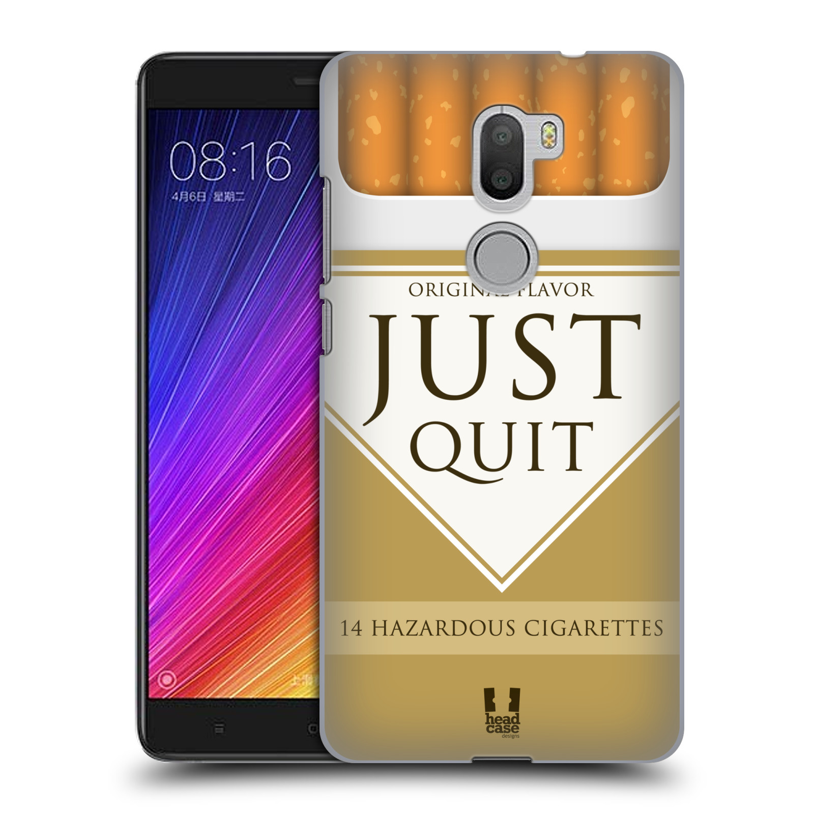 HEAD-CASE-DESIGNS-CIGARETTE-PACK-INSPIRED-HARD-BACK-CASE-FOR-XIAOMI-Mi-5s-PLUS