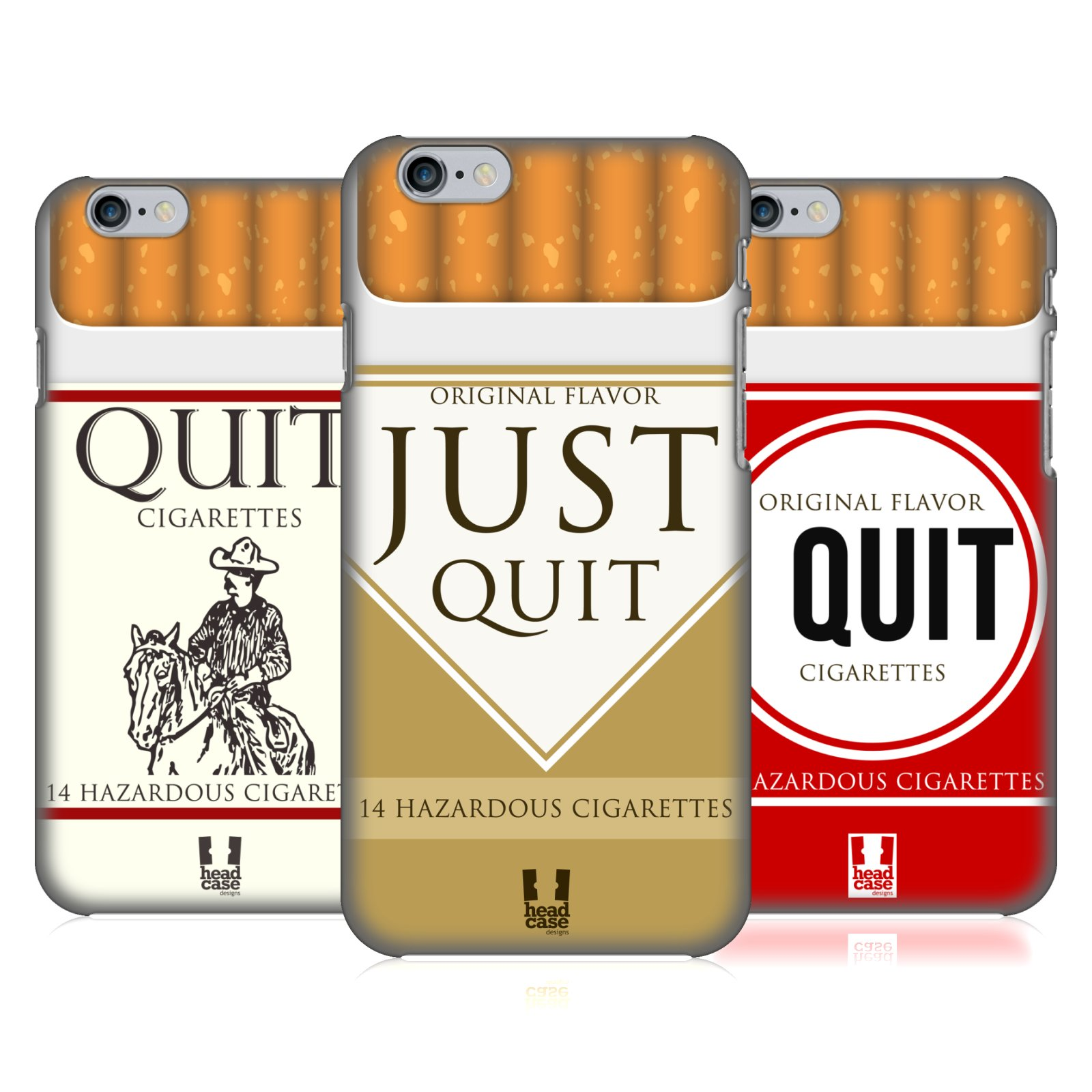 Cigarette Pack Inspired
