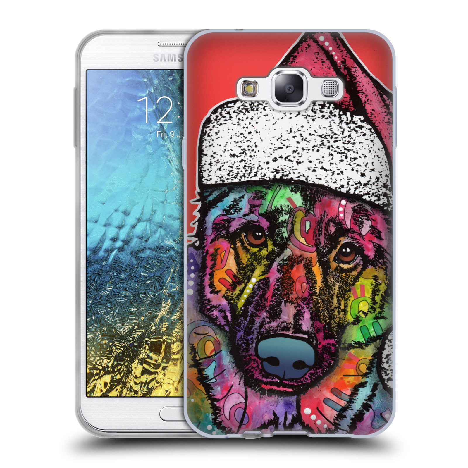 OFFICIAL CHRISTMAS MIX PETS SOFT GEL CASE FOR SAMSUNG ...