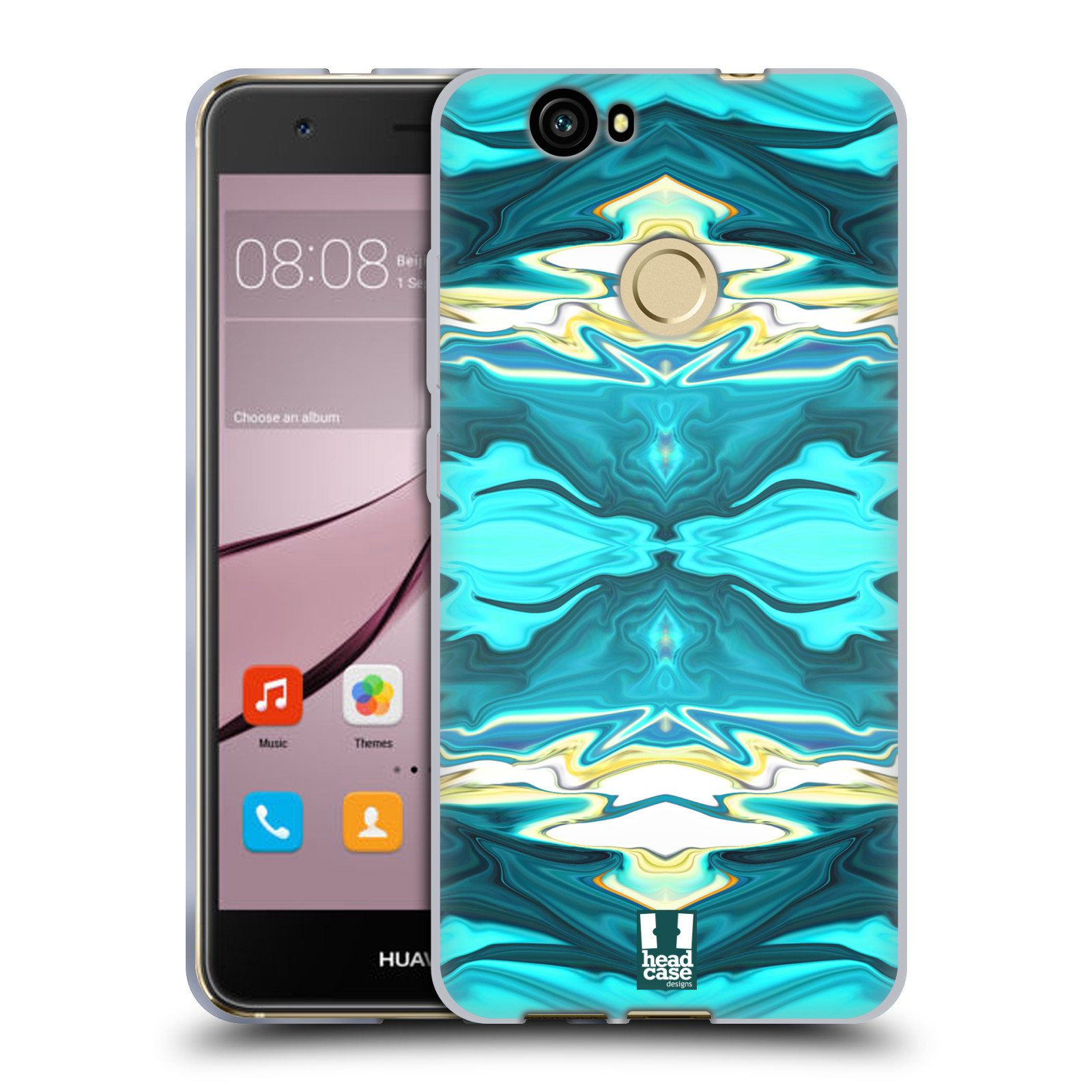 HEAD-CASE-DESIGNS-AGATES-COLOREES-ETUI-COQUE-EN-GEL-MOLLE-POUR-HUAWEI-NOVA