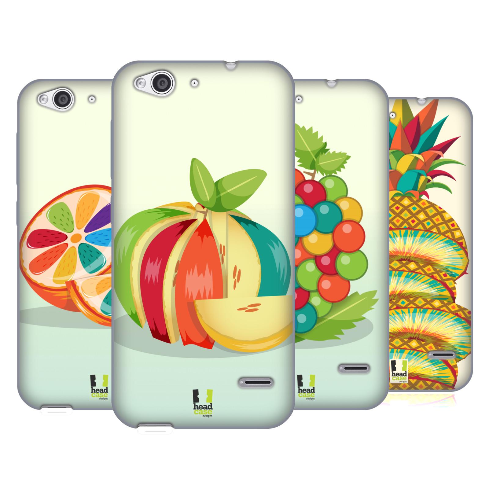 HEAD-CASE-DESIGNS-COLOURFUL-FRUITS-SOFT-GEL-CASE-FOR-ZTE-PHONES