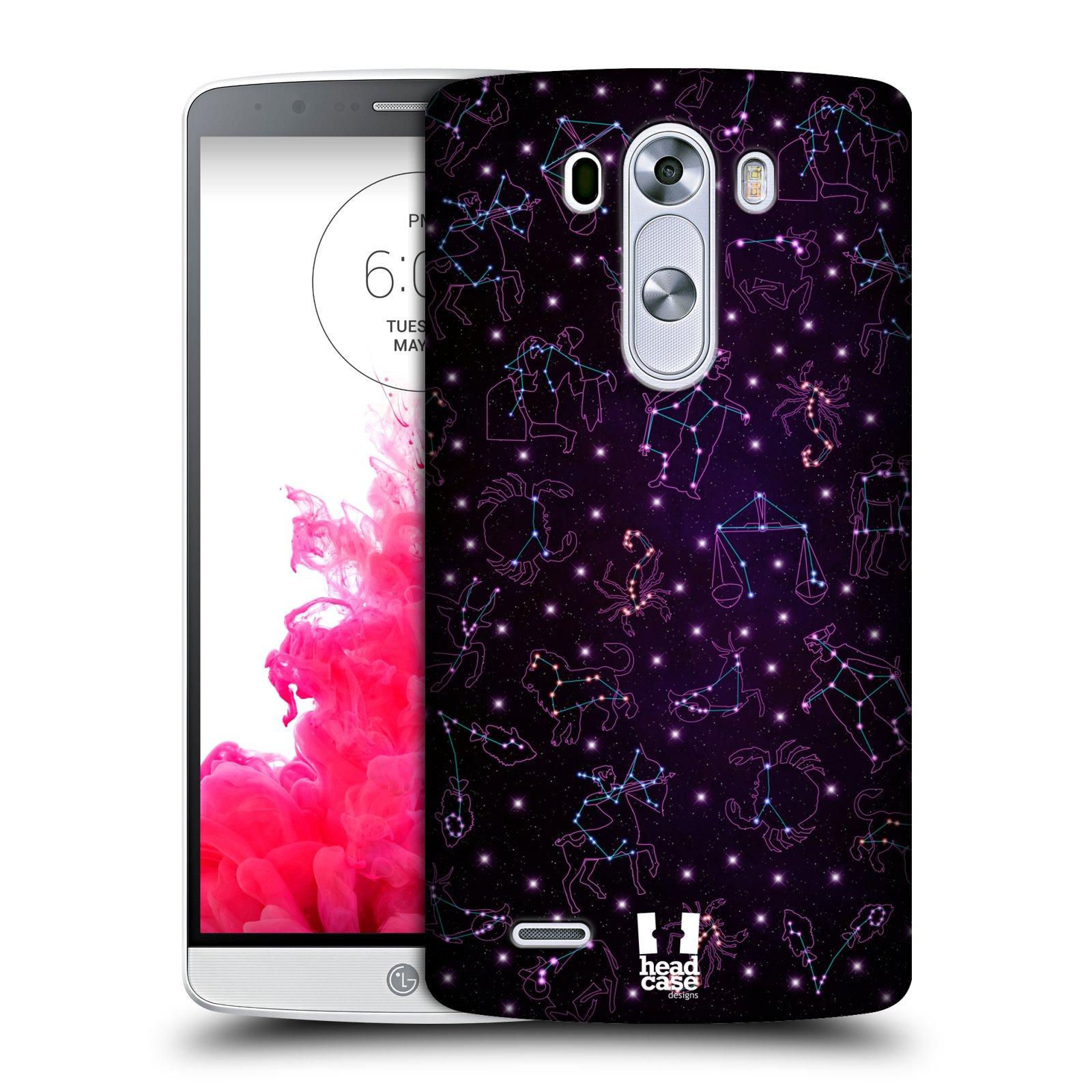 HEAD CASE DESIGNS CONSTELLATION PATTERNS HARD BACK CASE FOR LG PHONES 1