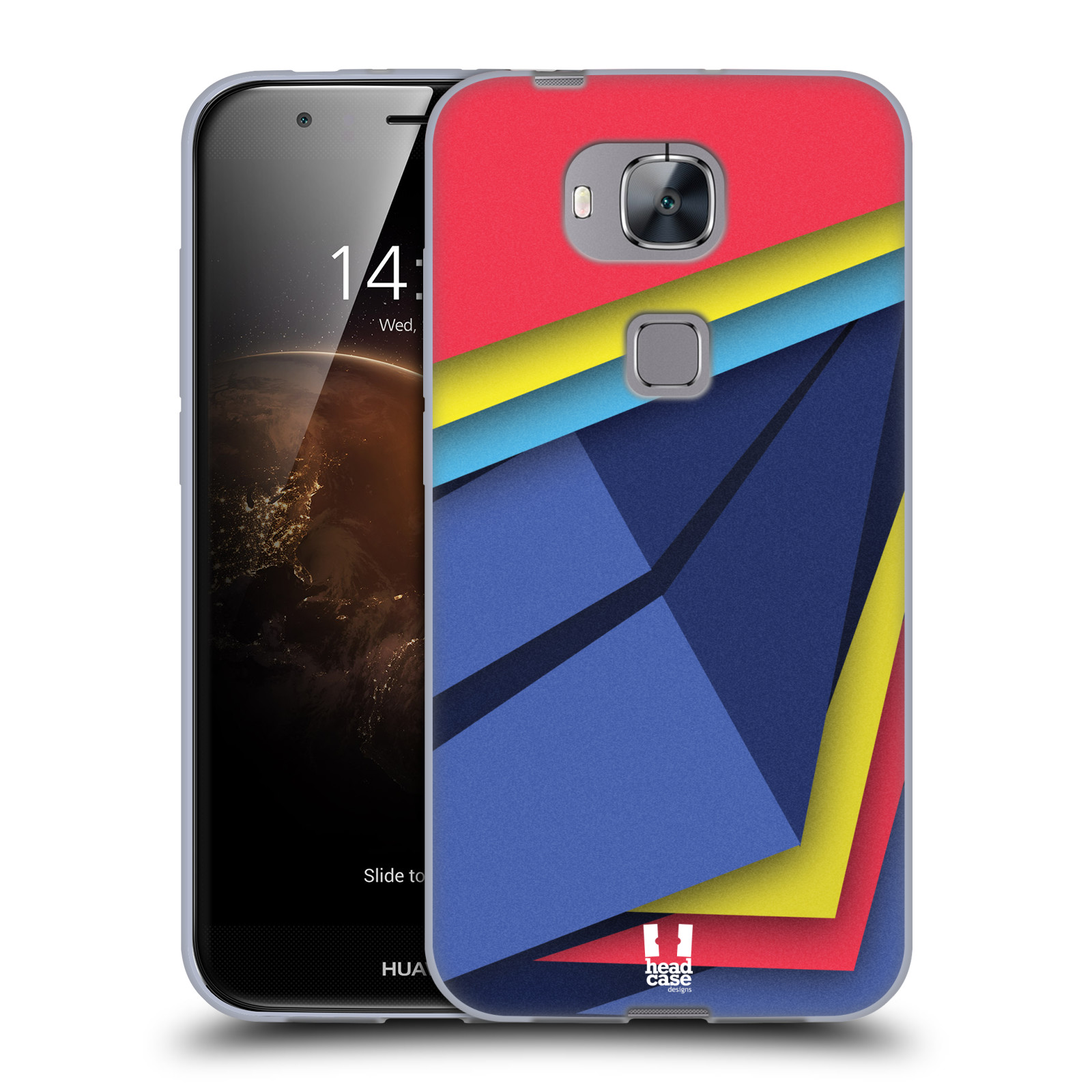 HEAD-CASE-DESIGNS-COLOURFUL-PAPER-ART-SOFT-GEL-CASE-FOR-HUAWEI-PHONES-2