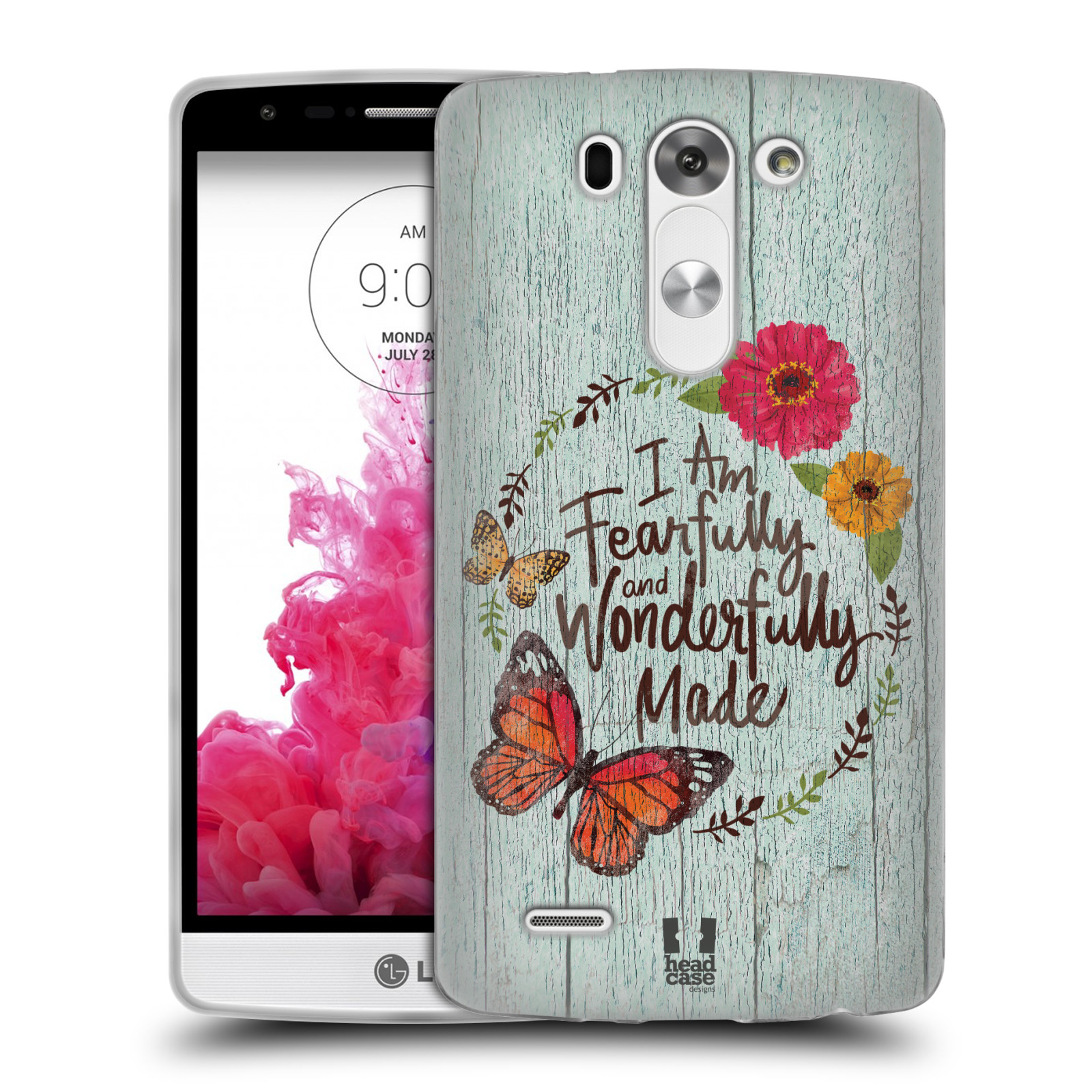 HEAD CASE COUNTRY CHARM SOFT GEL CASE FOR LG G3 S D722