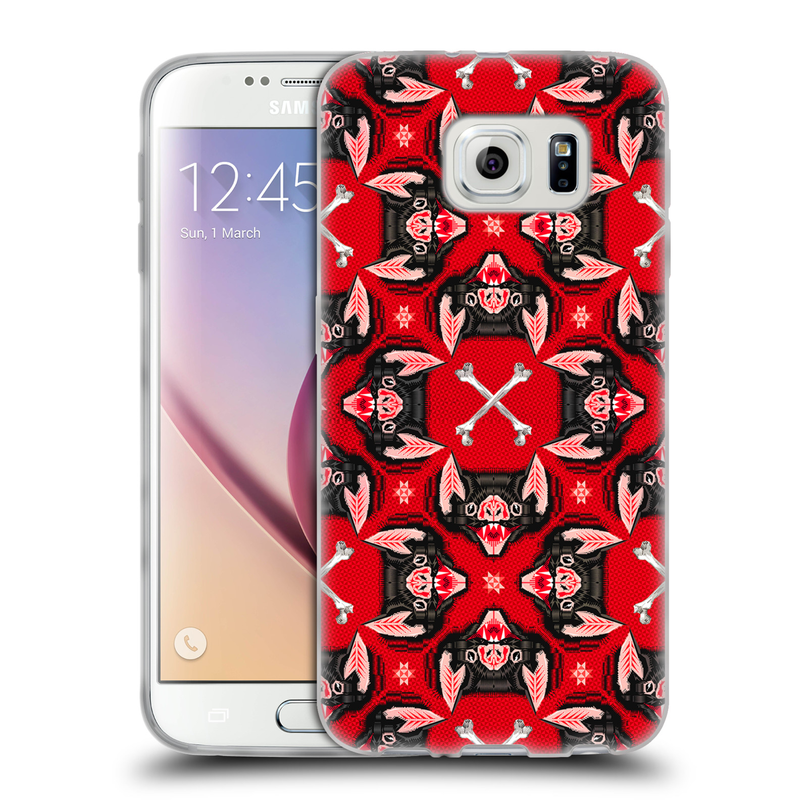 OFFICIAL CHOBOPOP ANIMALS GEL CASE FOR SAMSUNG PHONES 1