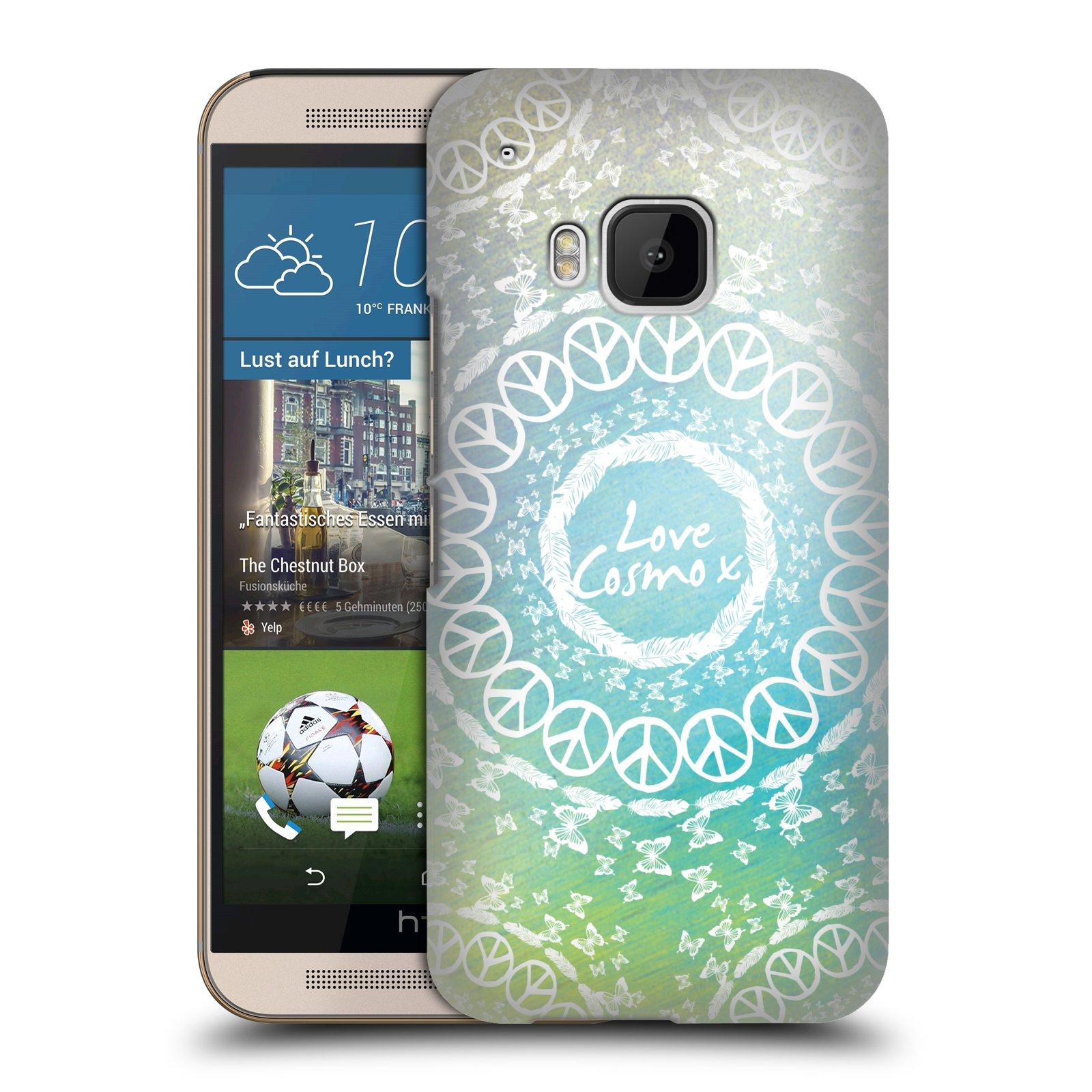OFFICIAL COSMOPOLITAN BOHO HARD BACK CASE FOR HTC PHONES 1