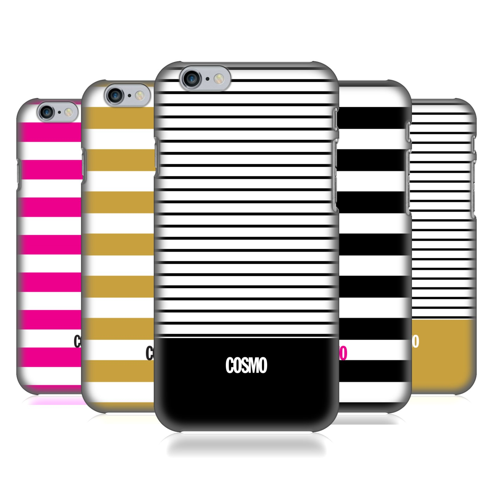 Cosmopolitan Stripes Collection