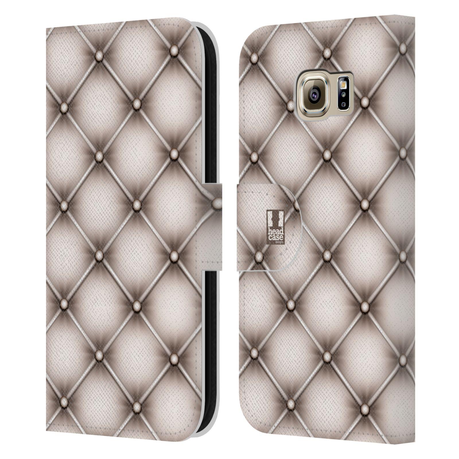 head case kissen brieftasche handyh lle aus leder f r samsung phones 1 ebay. Black Bedroom Furniture Sets. Home Design Ideas