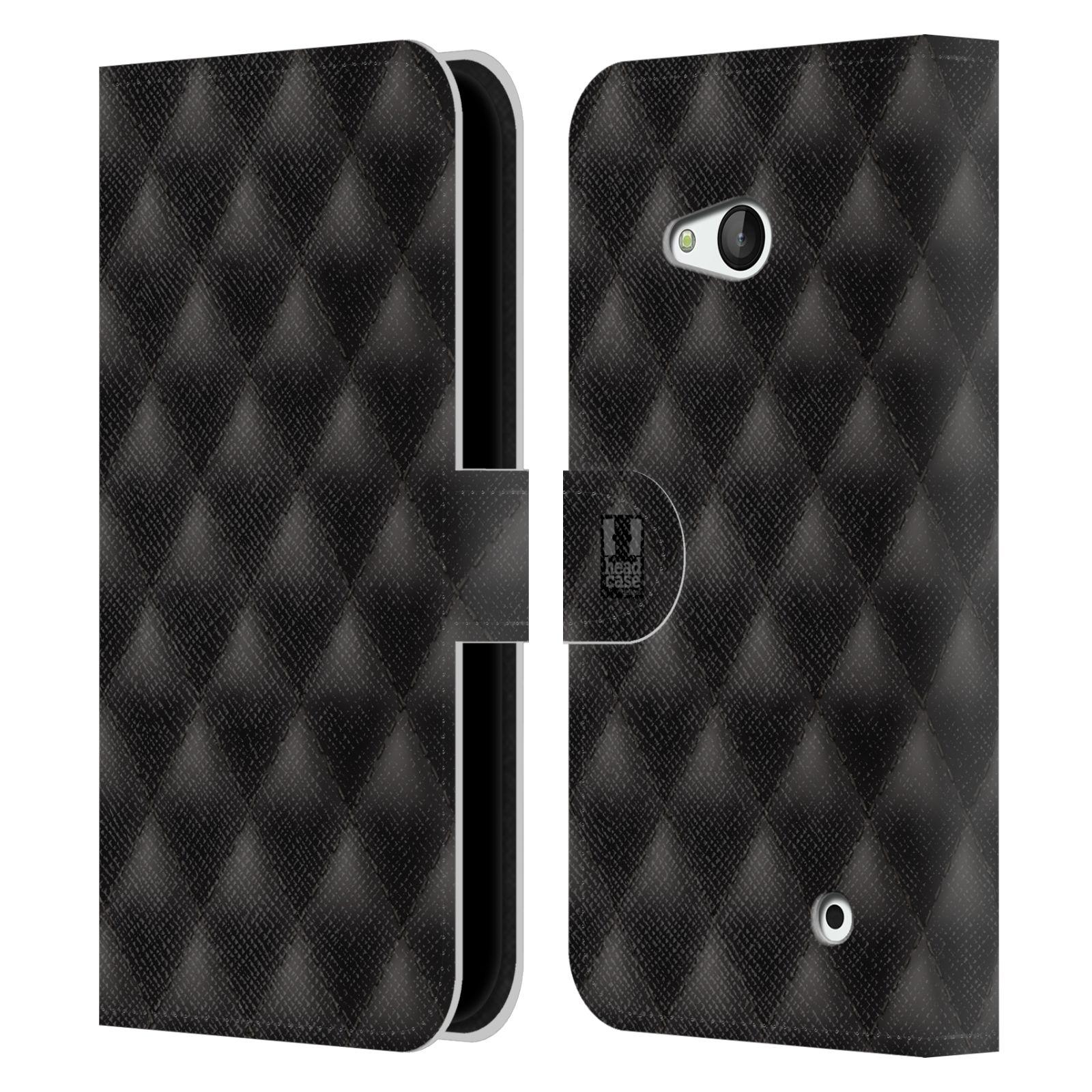 head case kissen brieftasche handyh lle aus leder f r microsoft nokia phones ebay. Black Bedroom Furniture Sets. Home Design Ideas