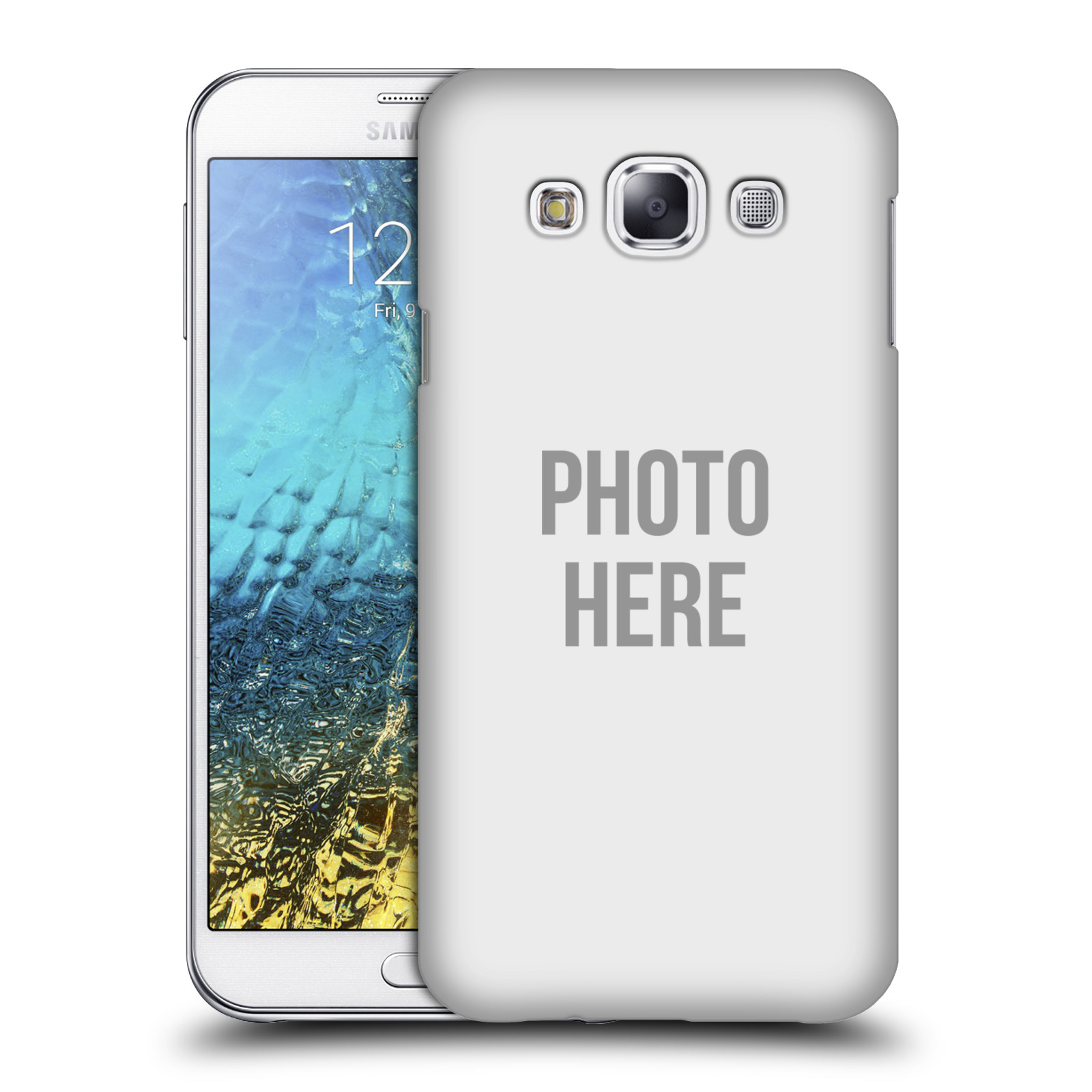 Create your own custom hard back case for samsung phones 3 for Design a case