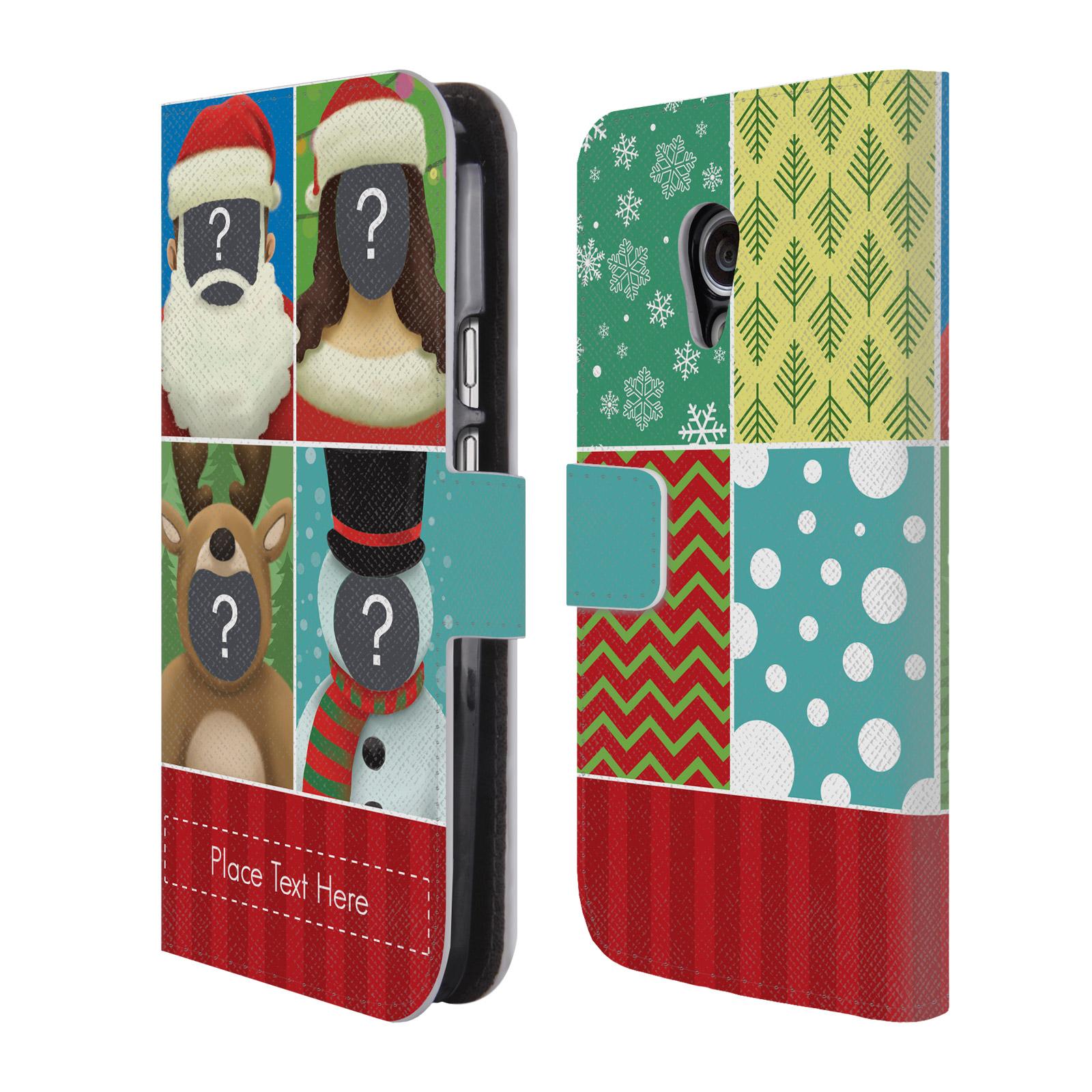 personalisierte individuelle weihnachten geldtasche h lle f r motorola handys ebay. Black Bedroom Furniture Sets. Home Design Ideas