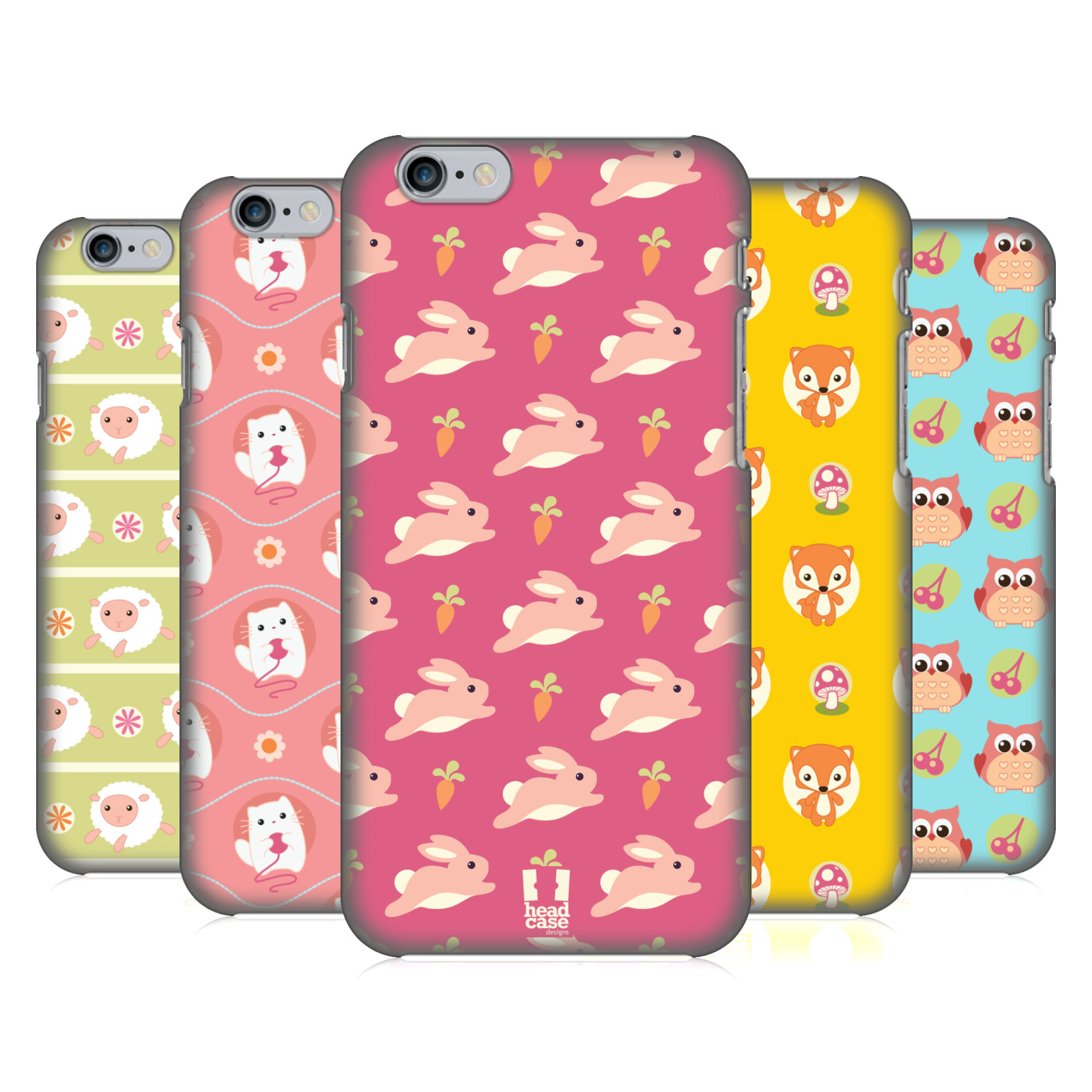 Cutie Animal Patterns