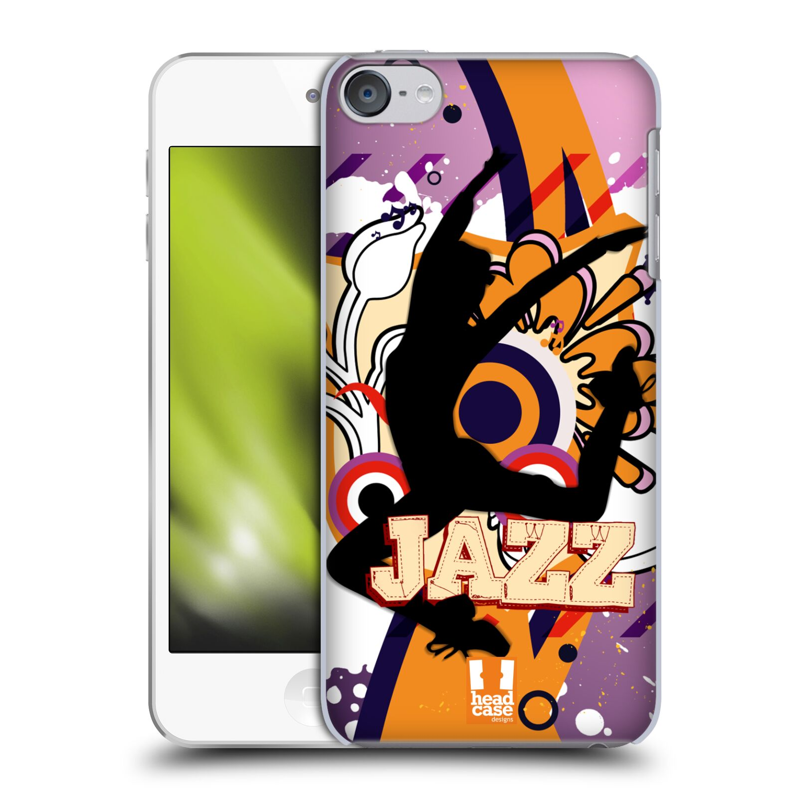 Taki Taki Lumba Mp3 Audio: HEAD CASE DESIGNS JUST DANCE HARD BACK CASE FOR APPLE IPOD