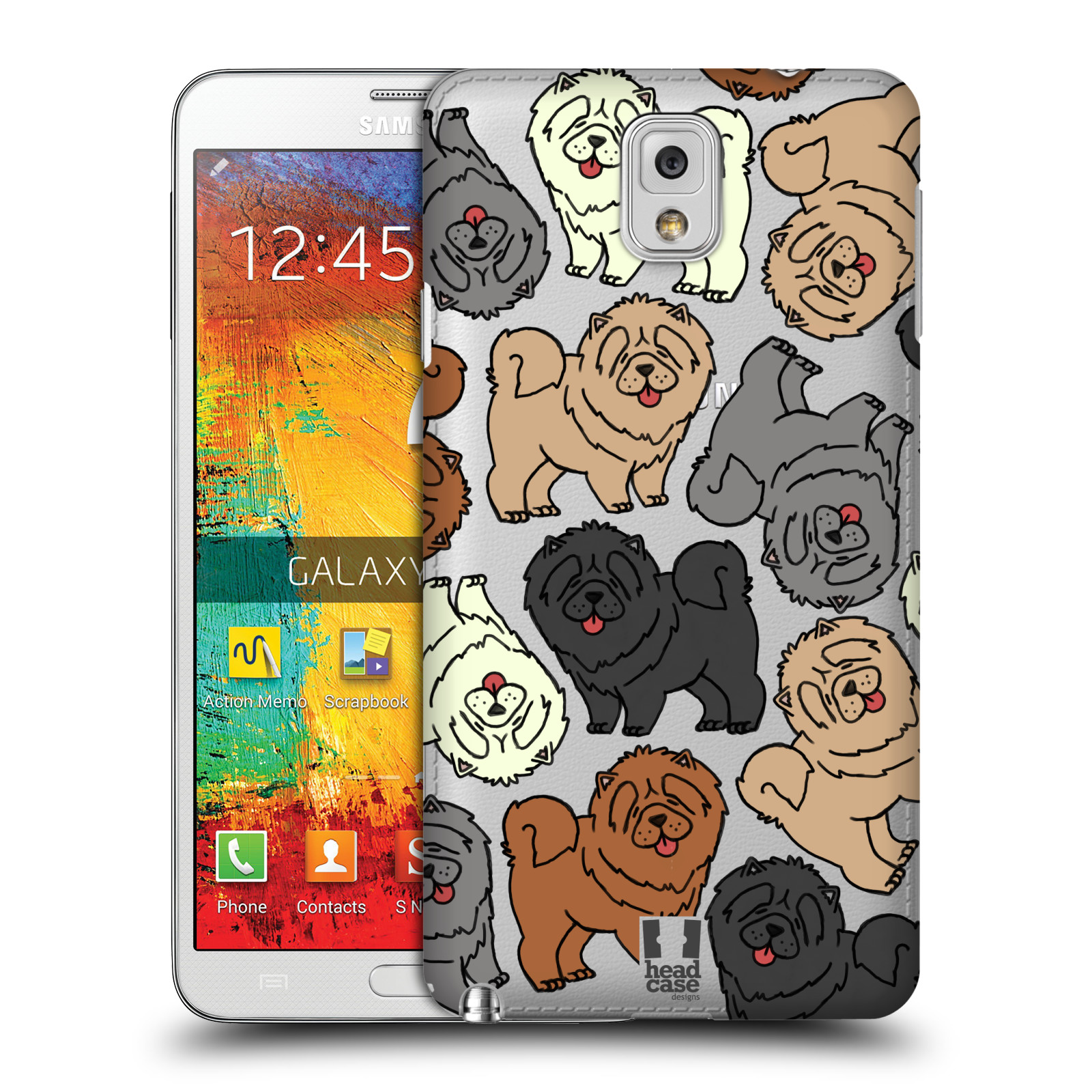 HEAD-CASE-DESIGNS-DOG-BREED-PATTERNS-4-HARD-BACK-CASE-FOR-SAMSUNG-PHONES-2
