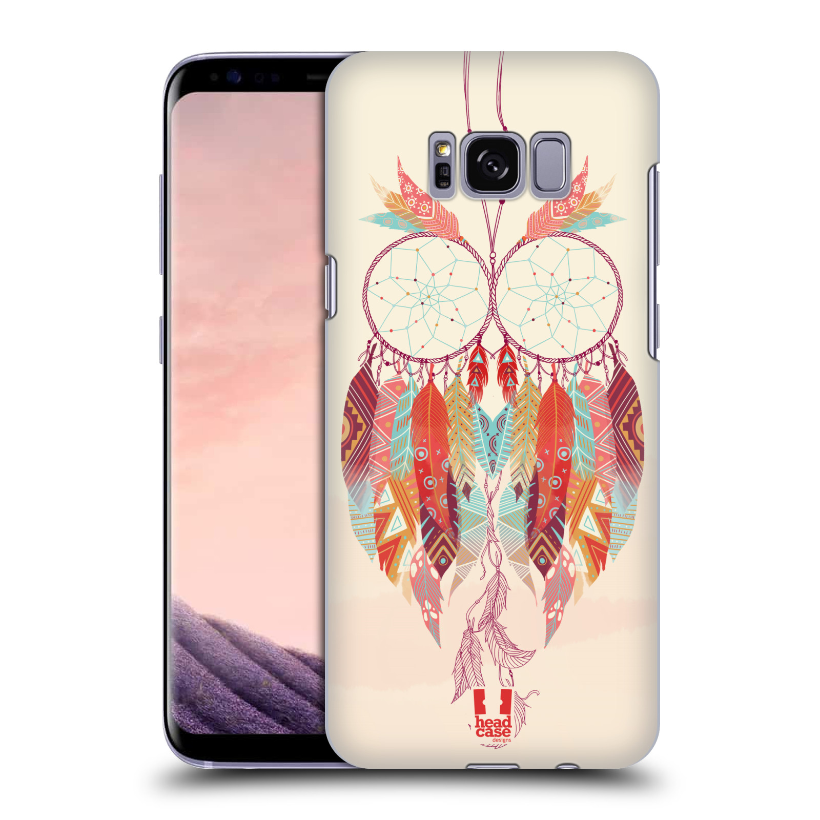 HEAD-CASE-DESIGNS-DREAMCATCHERS-3-HARD-BACK-CASE-FOR-SAMSUNG-GALAXY-S8