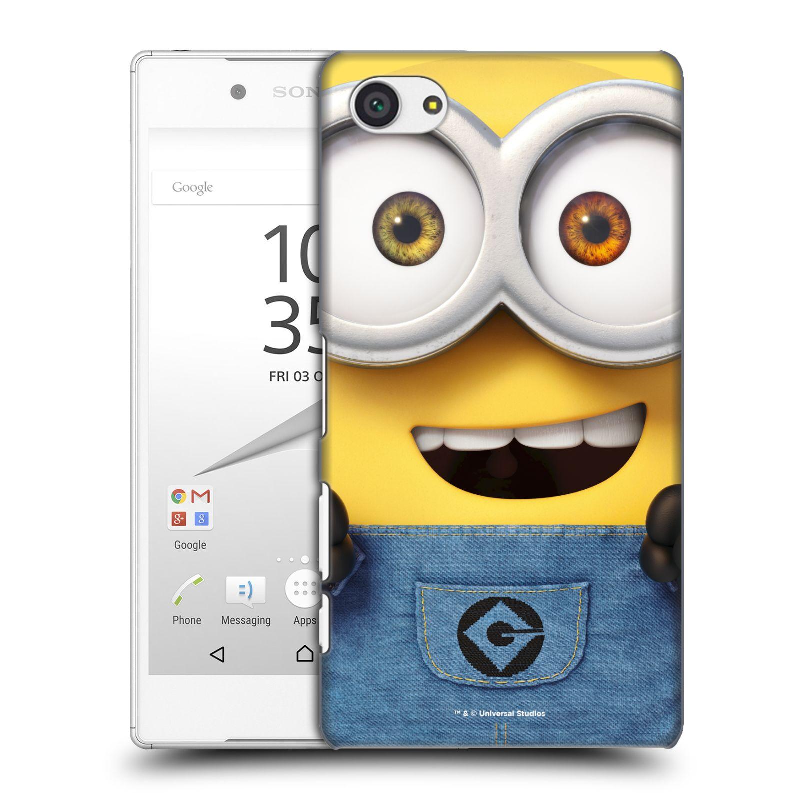Pouzdro na mobil Sony Xperia Z5 COMPACT - HEAD CASE - Mimoni - Mimoň Bob
