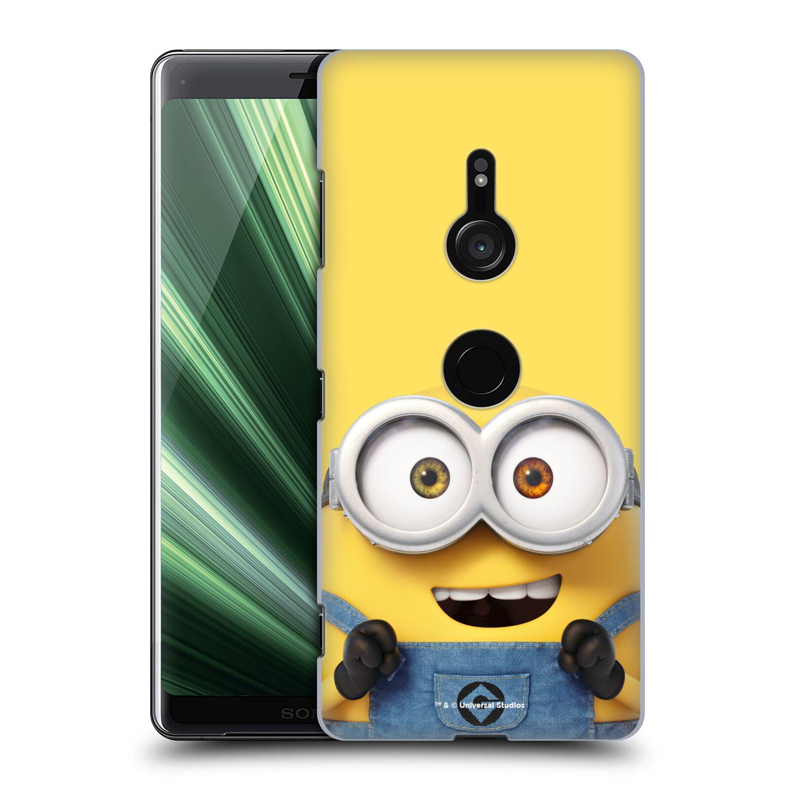 Pouzdro na mobil Sony Xperia XZ3 - HEAD CASE - Mimoni - Mimoň Bob