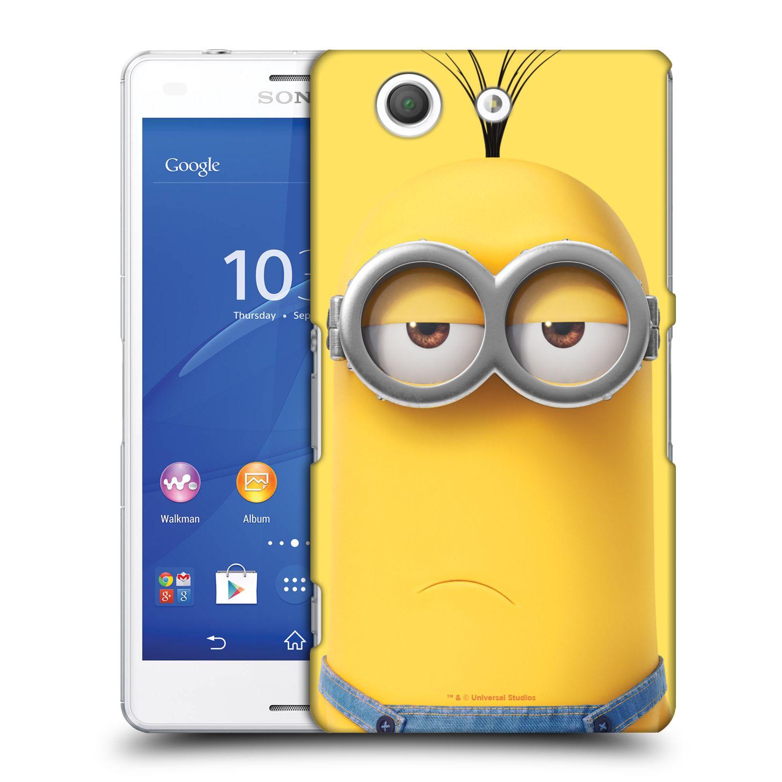 Pouzdro na mobil Sony Xperia Z3 COMPACT - HEAD CASE - Mimoni - Mimoň Kevin