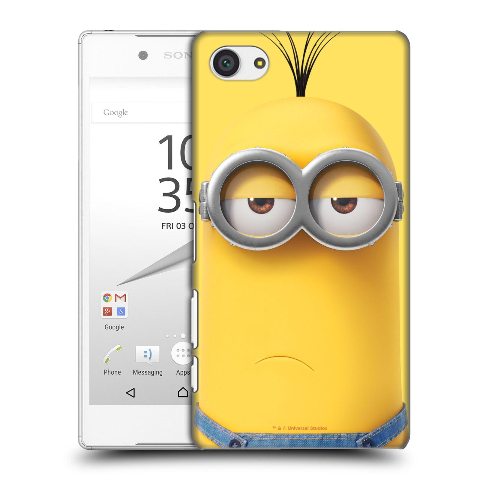 Pouzdro na mobil Sony Xperia Z5 COMPACT - HEAD CASE - Mimoni - Mimoň Kevin