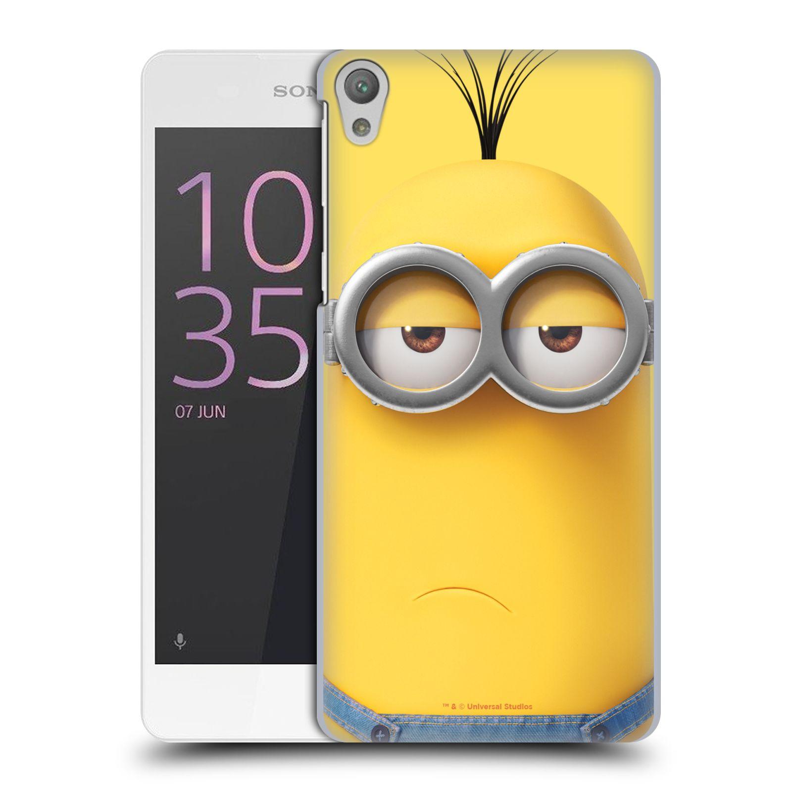 Pouzdro na mobil Sony Xperia E5 - HEAD CASE - Mimoni - Mimoň Kevin
