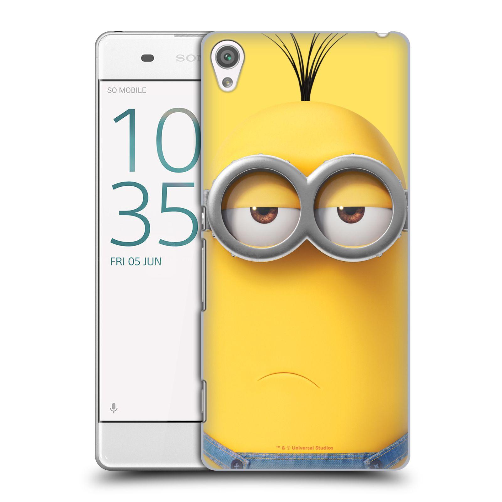 Pouzdro na mobil Sony Xperia XA - HEAD CASE - Mimoni - Mimoň Kevin