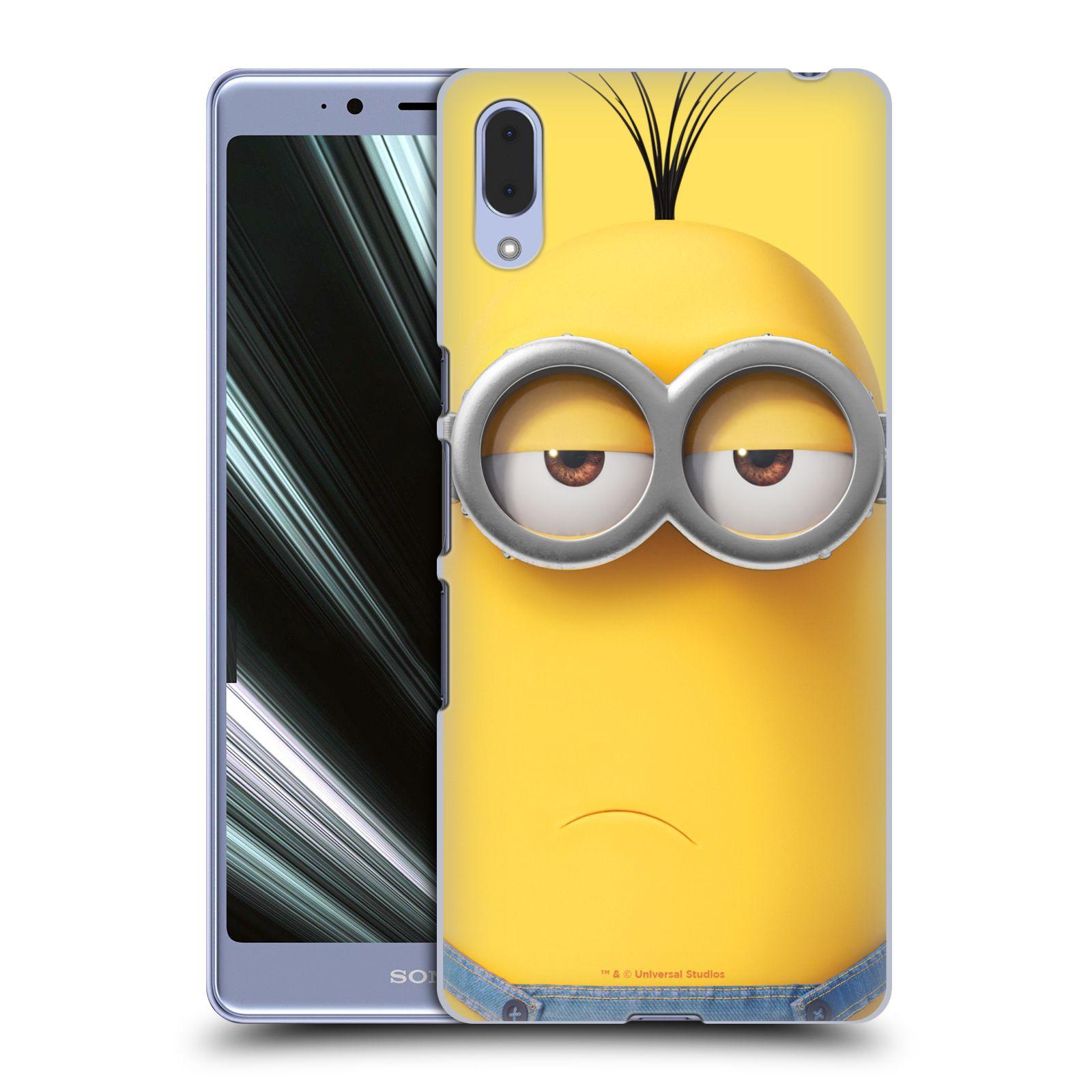 Pouzdro na mobil Sony Xperia L3 - HEAD CASE - Mimoni - Mimoň Kevin