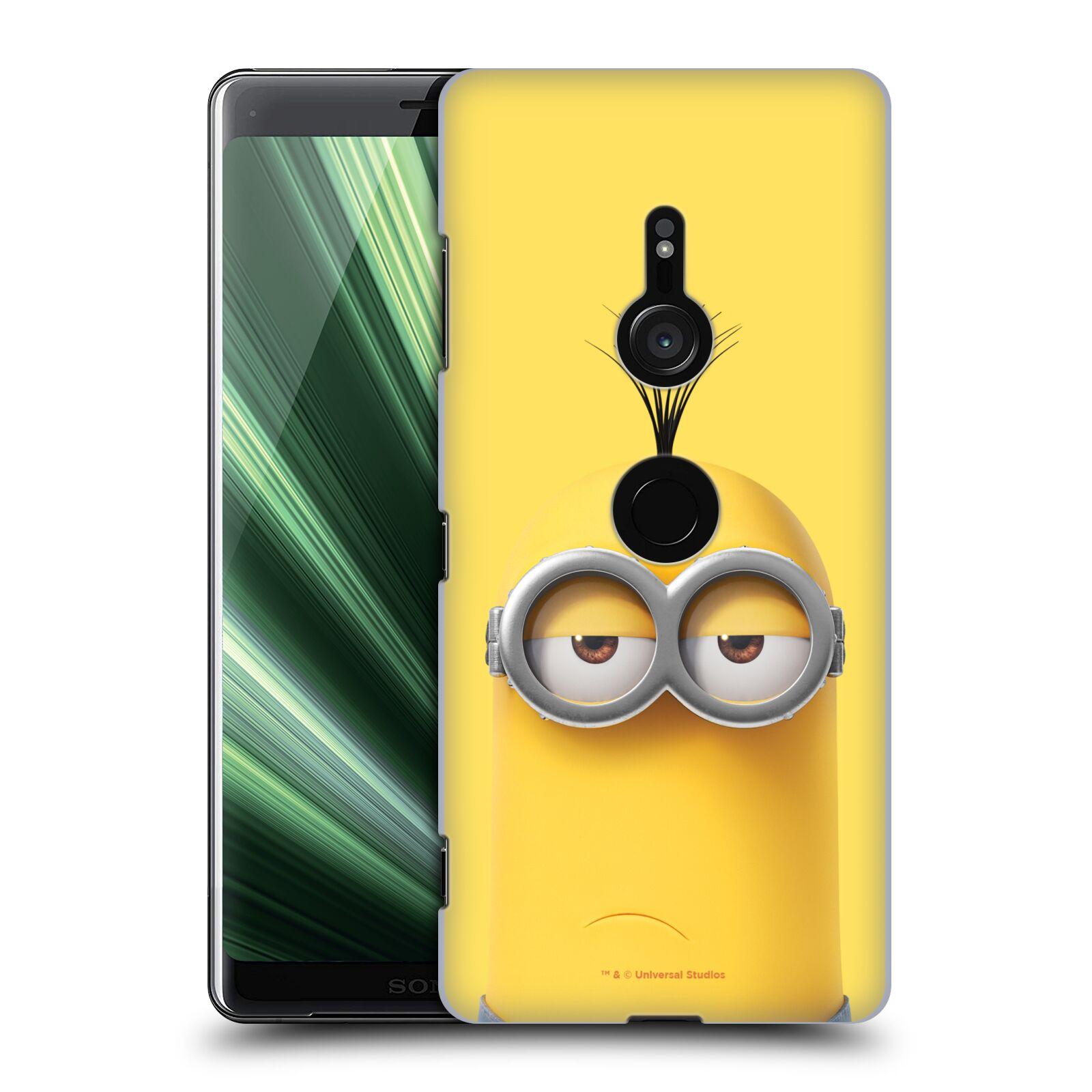 Pouzdro na mobil Sony Xperia XZ3 - HEAD CASE - Mimoni - Mimoň Kevin