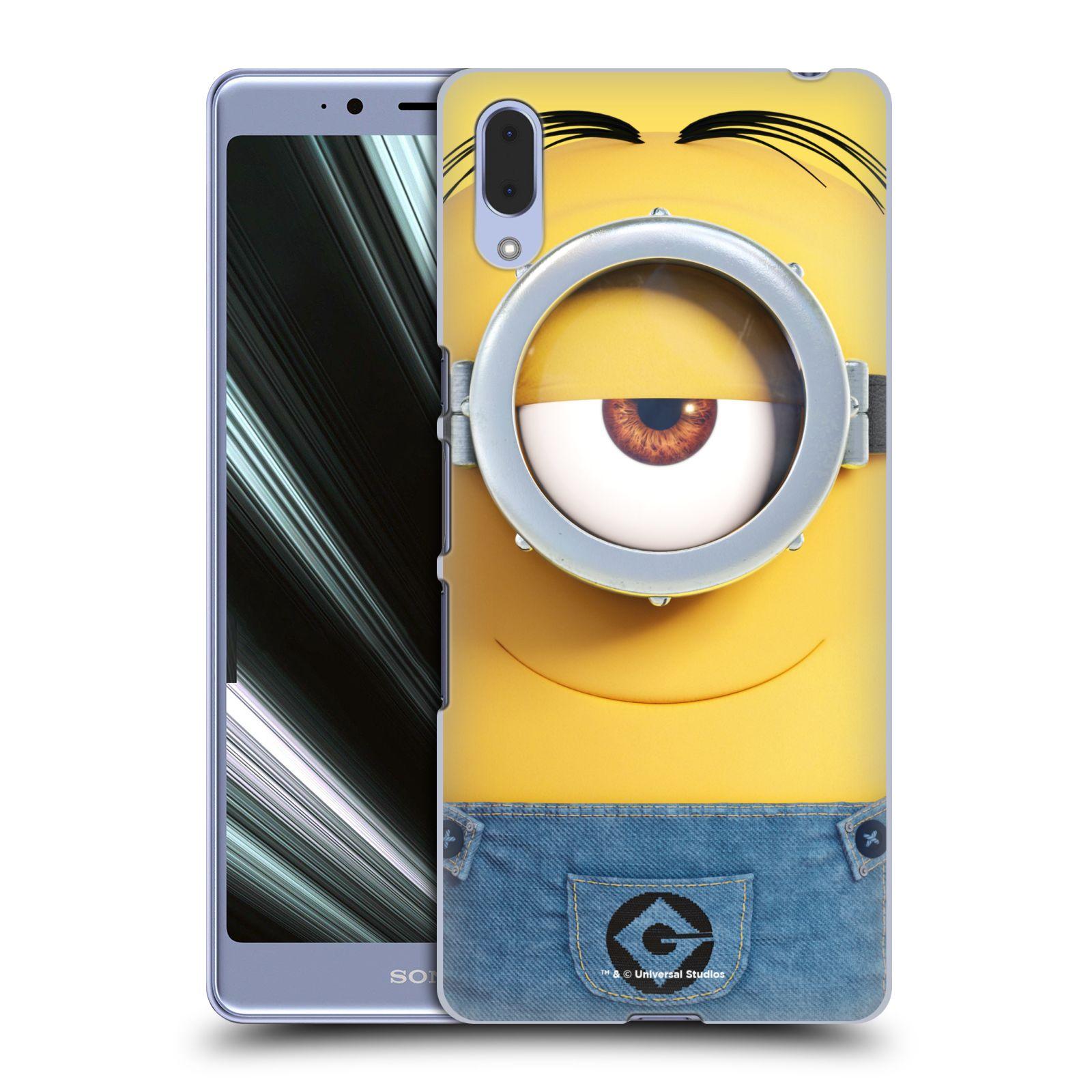 Pouzdro na mobil Sony Xperia L3 - HEAD CASE - Mimoni - Mimoň Stuart