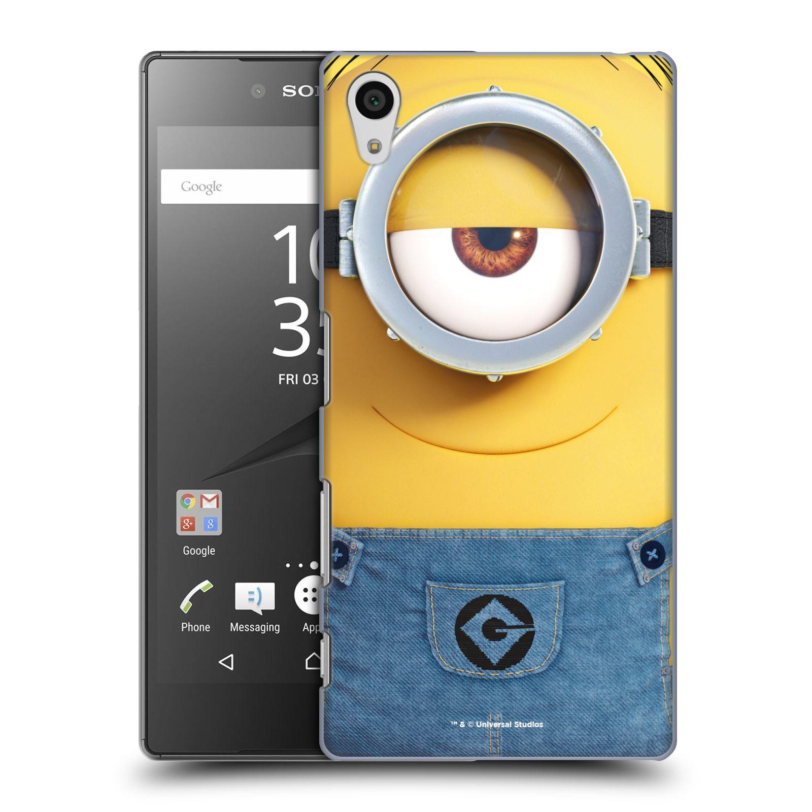 Pouzdro na mobil Sony Xperia Z5 - HEAD CASE - Mimoni - Mimoň Stuart