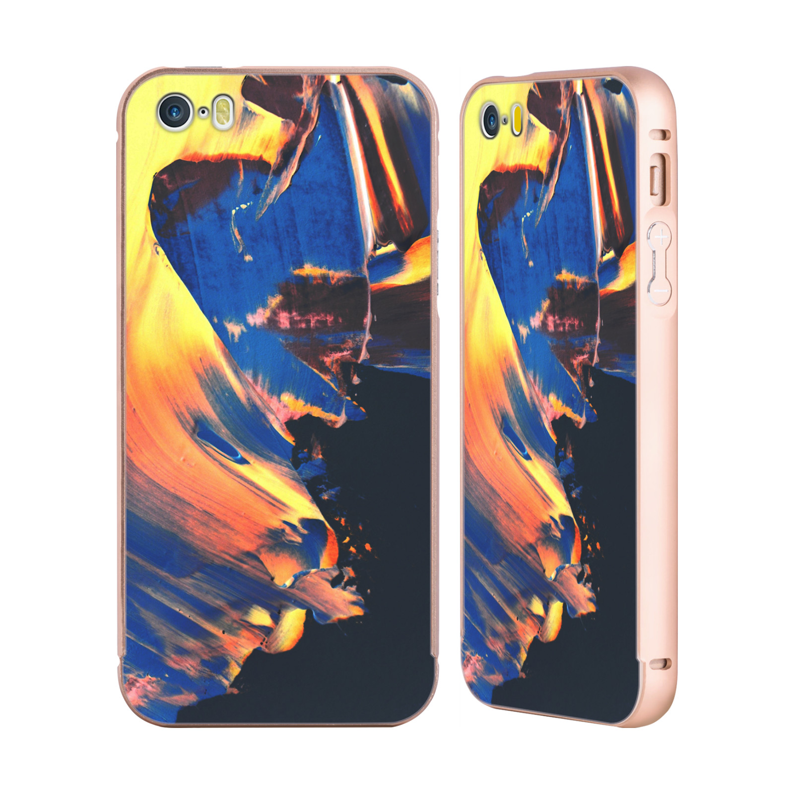 OFFIZIELLE-DJUNO-TOMSNI-ABSTRAKT-GOLD-RAHMEN-HULLE-FUR-APPLE-iPHONE-HANDYS
