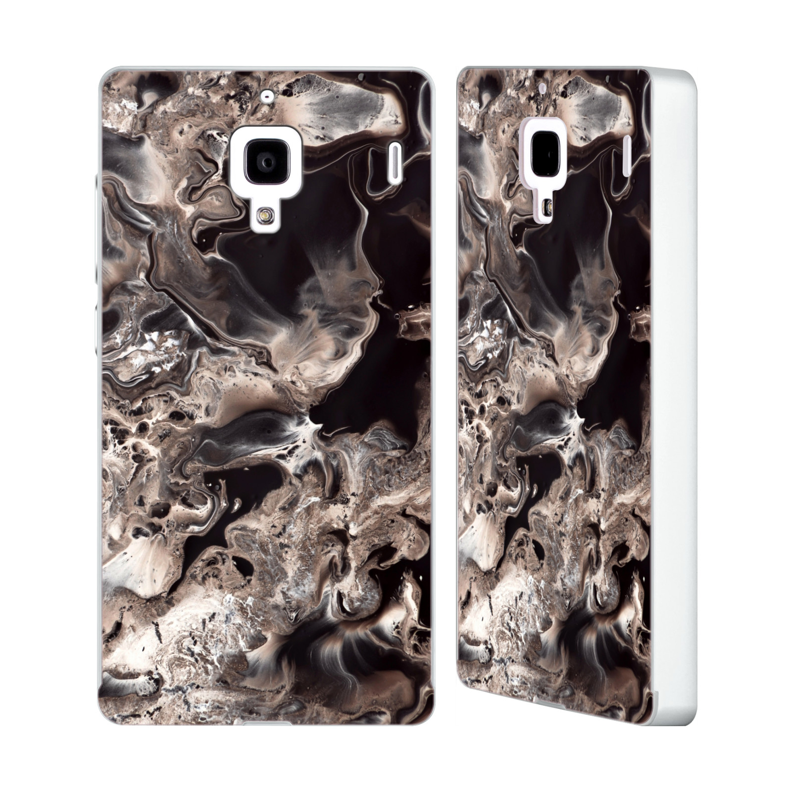 OFFICIAL-DJUNO-TOMSNI-ABSTRACT-2-SILVER-SLIDER-CASE-FOR-HUAWEI-XIAOMI-PHONES