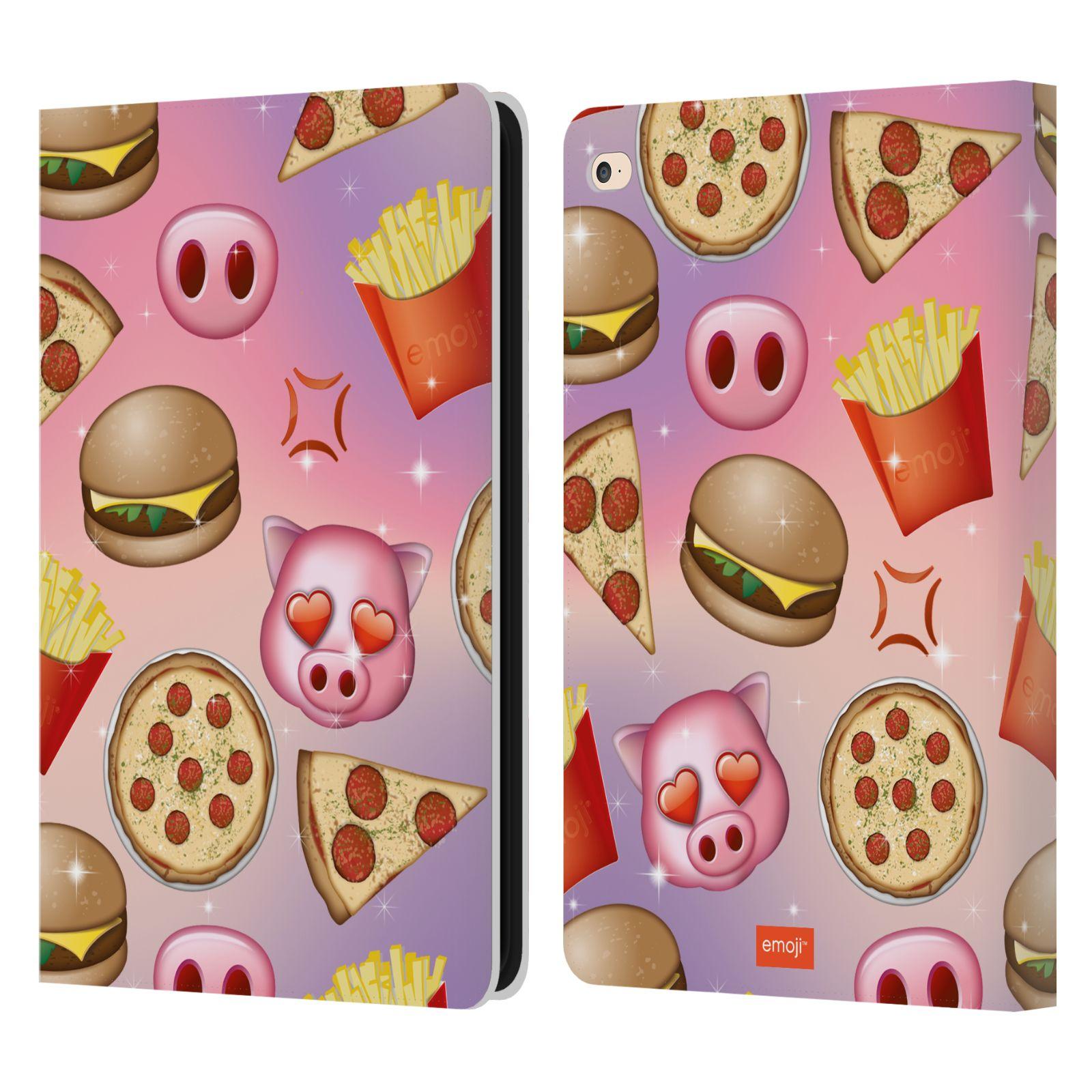 Diy Emoji Book Cover : Official emoji patterns leather book wallet case cover for