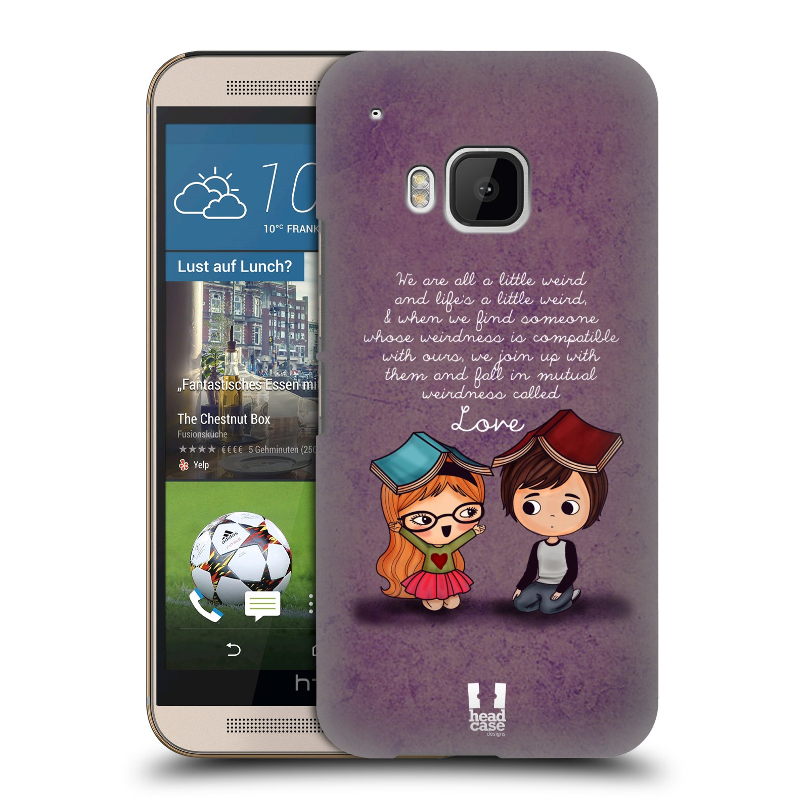 Hard Protective Phone Case for HTC One M9 - Cute Penguin ... |Htc One X Case Cute