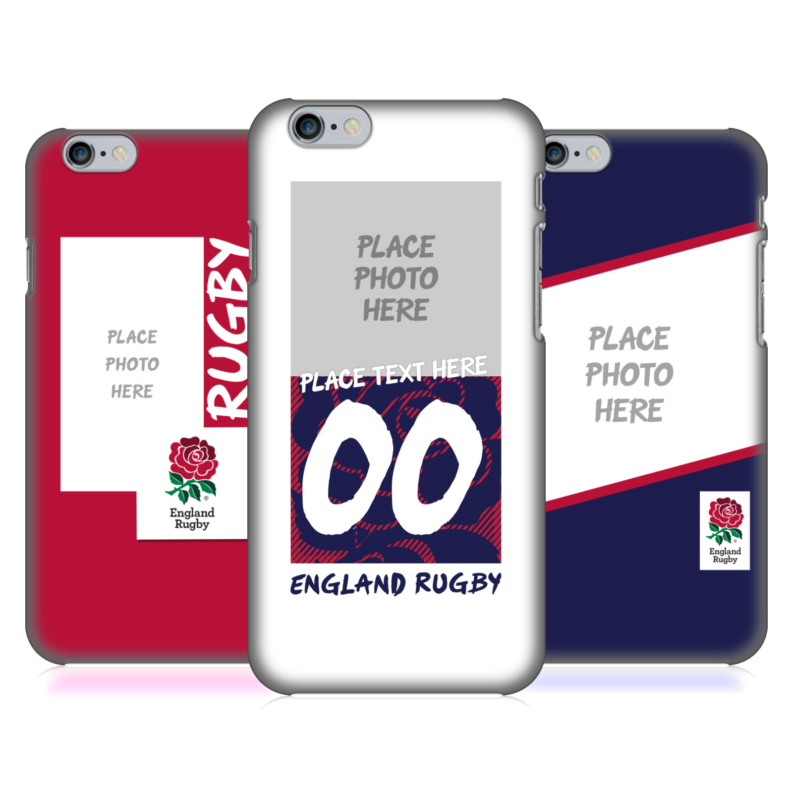 England Rugby Union 2016/17 Custom Case