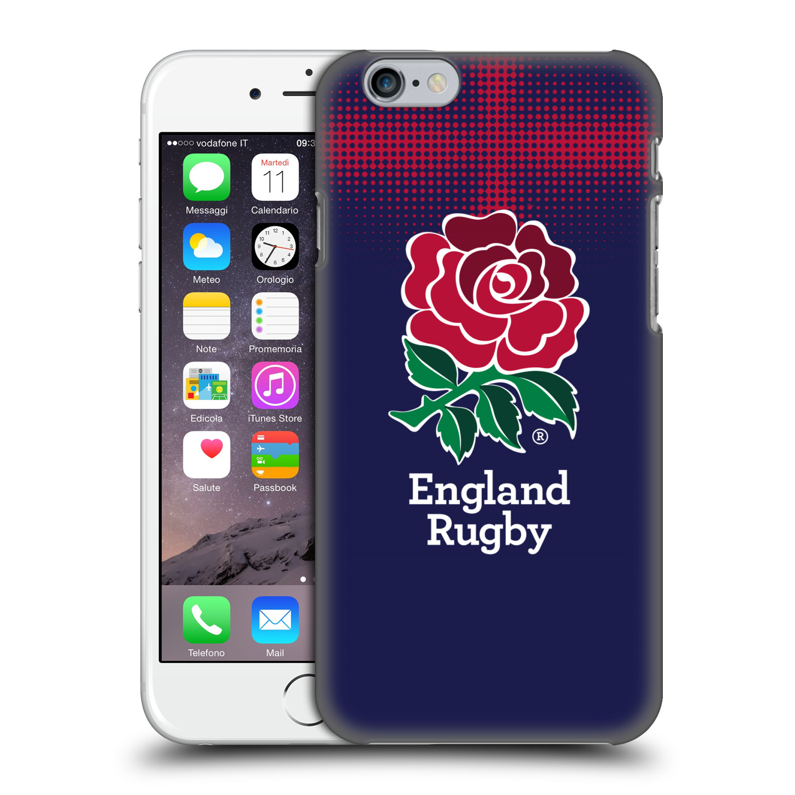 England Rugby Union 2016/17 The Rose-Alternate Kit