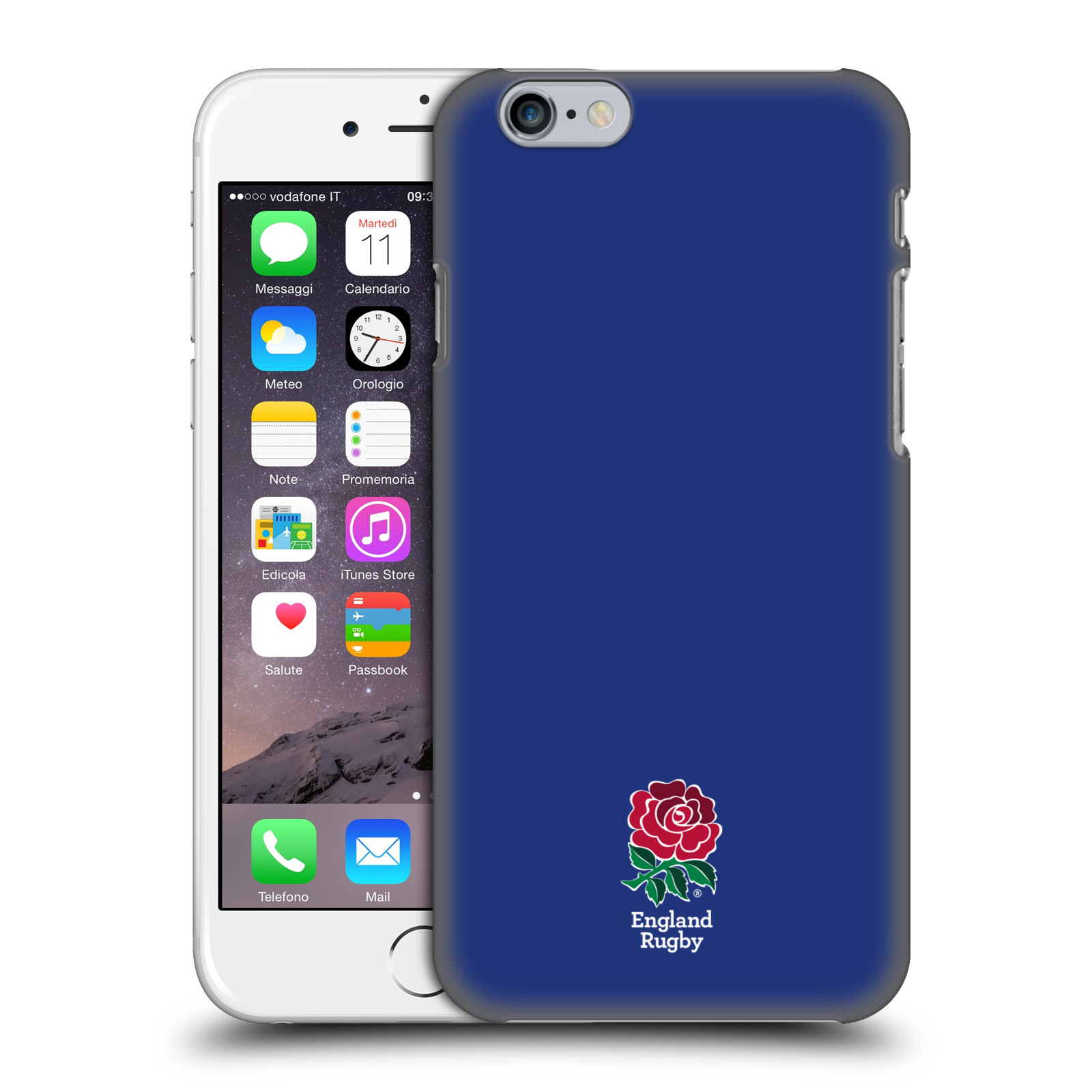 England Rugby Union 2016/17 The Rose-Plain Navy